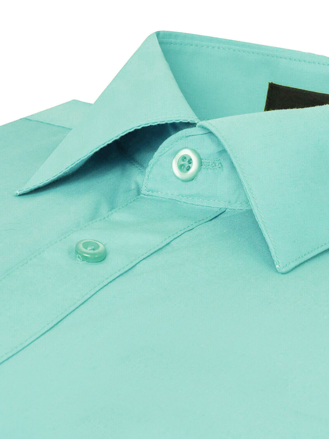 Omega-Italy-Men-039-s-Premium-Slim-Fit-Button-Up-Long-Sleeve-Solid-Color-Dress-Shirt thumbnail 10