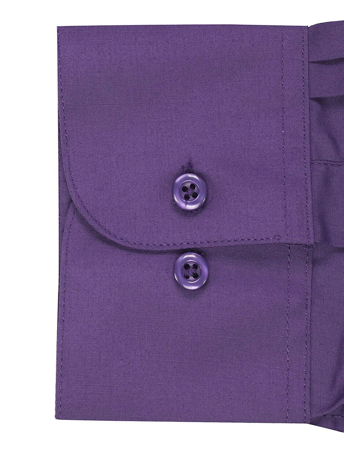Omega-Italy-Men-039-s-Premium-Slim-Fit-Button-Up-Long-Sleeve-Solid-Color-Dress-Shirt thumbnail 56