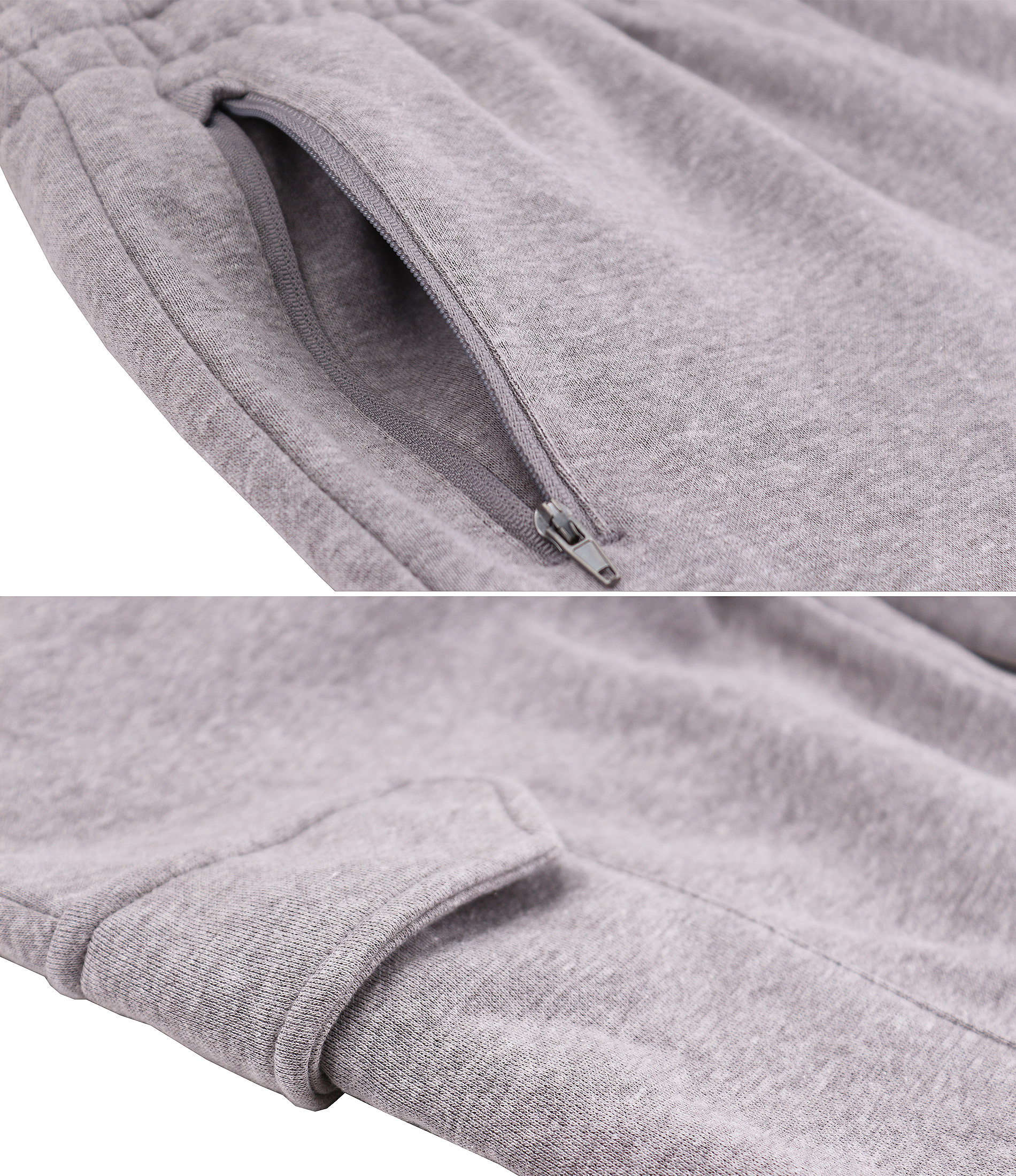 Men-039-s-Casual-Fleece-Sweatpants-Sport-Gym-Workout-Fitness-Cargo-Jogger-Pants thumbnail 10