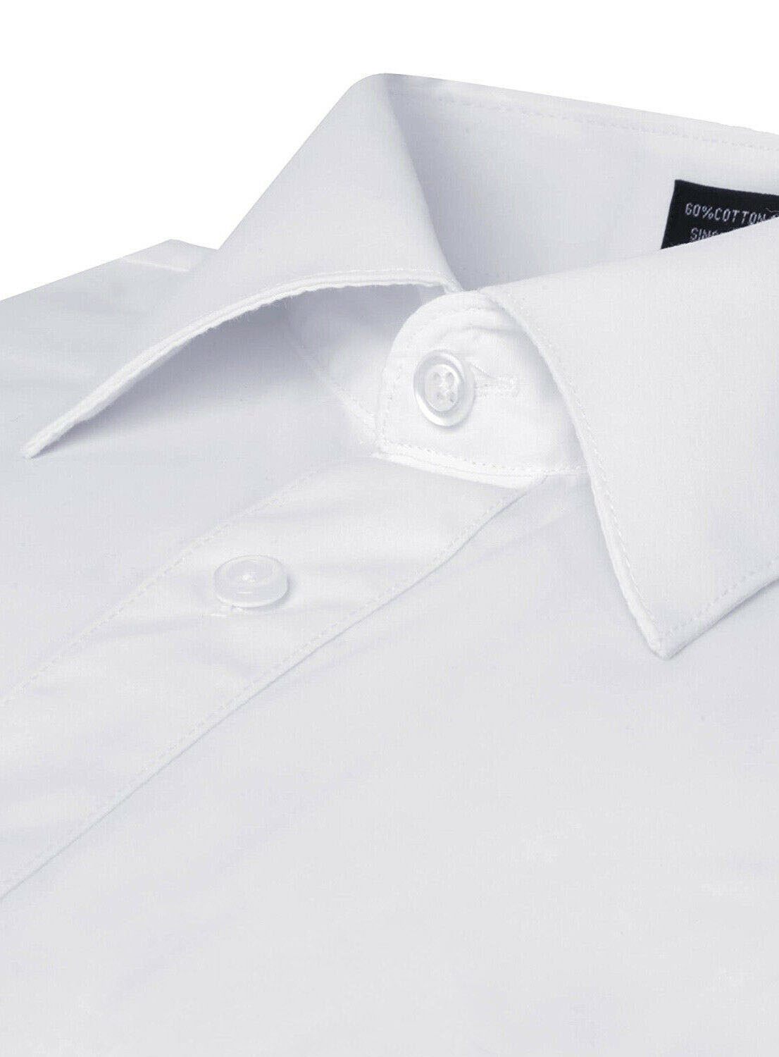 Omega-Italy-Men-039-s-Premium-Slim-Fit-Button-Up-Long-Sleeve-Solid-Color-Dress-Shirt thumbnail 65