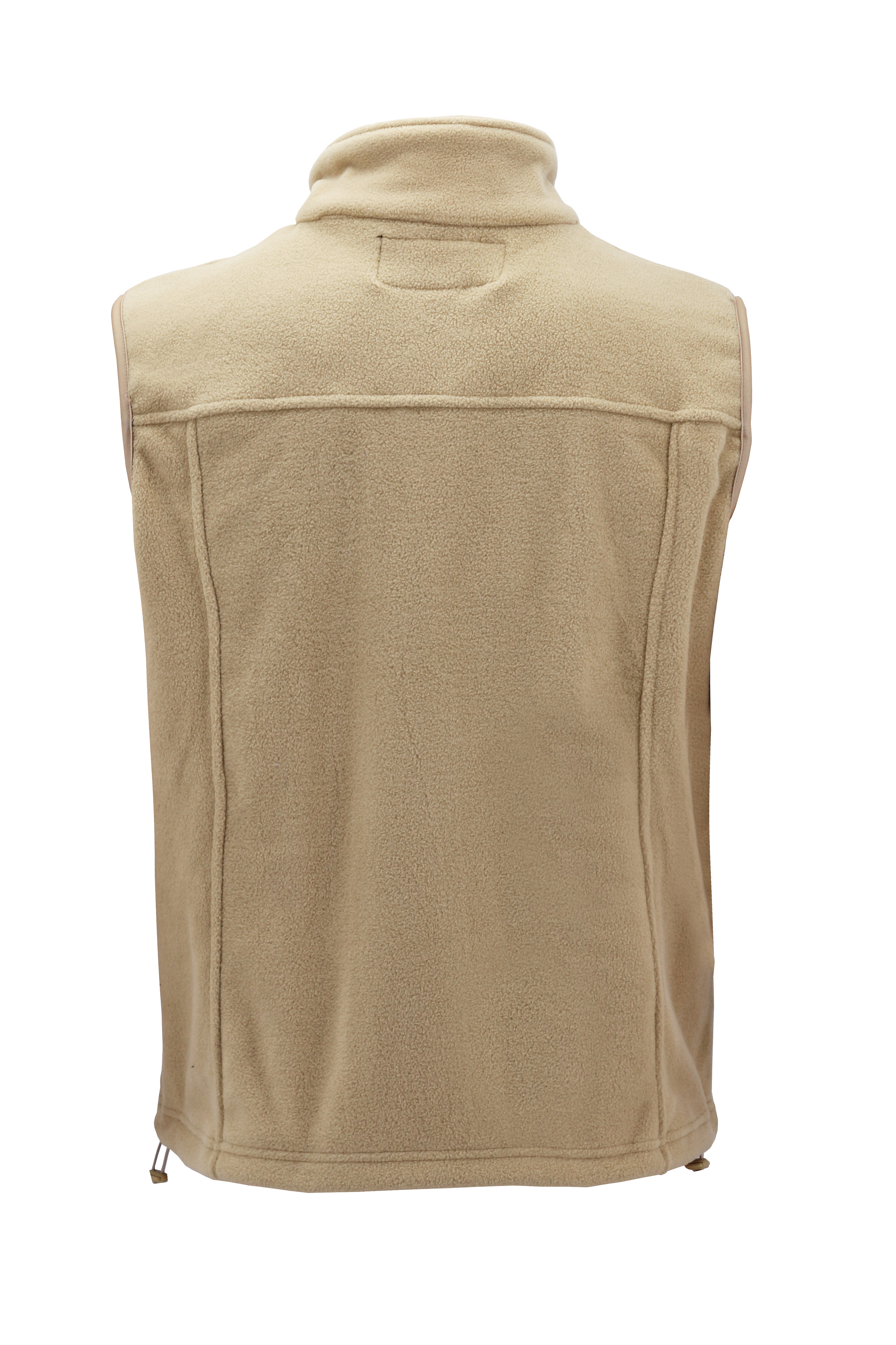 miniature 12 - Men-039-s-Polar-Fleece-Lightweight-Warm-Jacket-Collared-Full-Zip-Up-Sweater-Vest