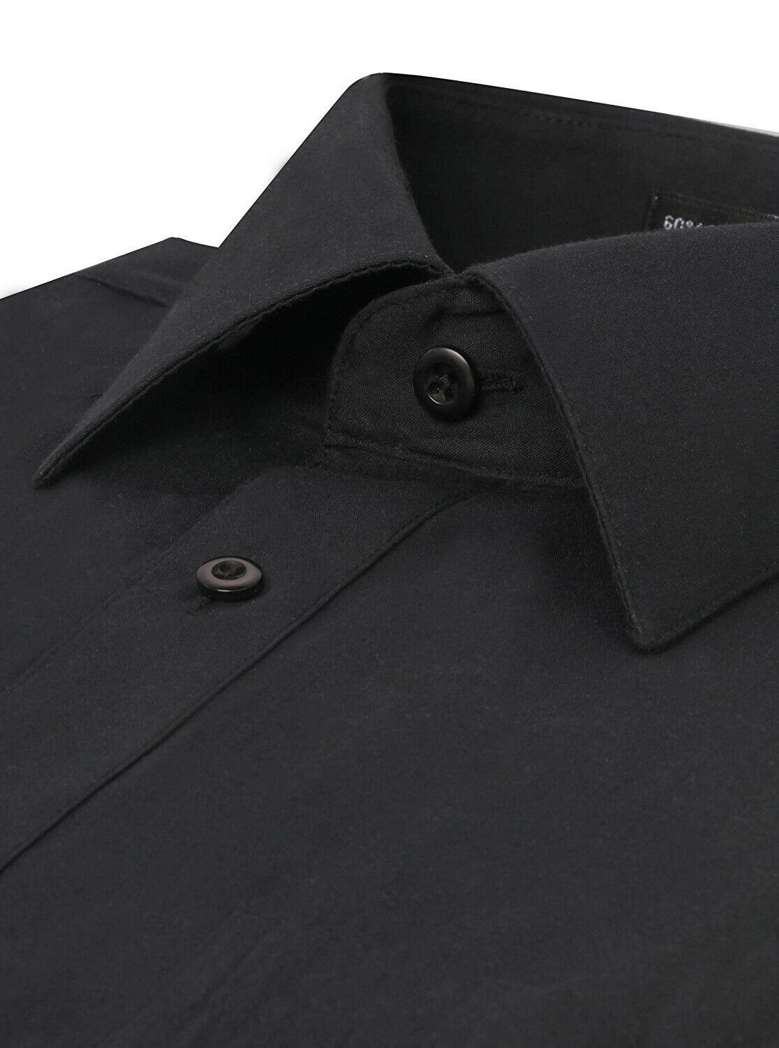 Omega-Italy-Men-039-s-Premium-Slim-Fit-Button-Up-Long-Sleeve-Solid-Color-Dress-Shirt thumbnail 15