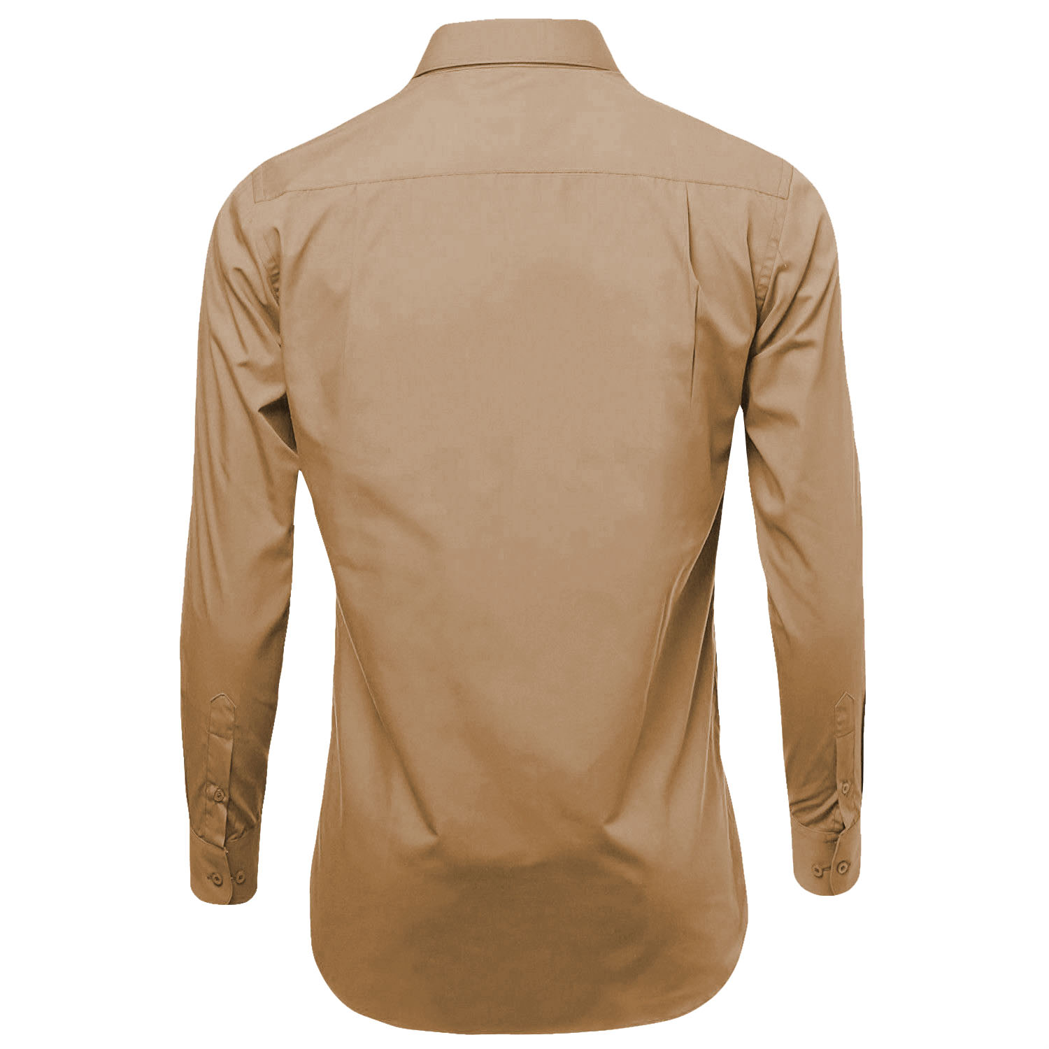 Omega-Italy-Men-039-s-Premium-Slim-Fit-Button-Up-Long-Sleeve-Solid-Color-Dress-Shirt thumbnail 94