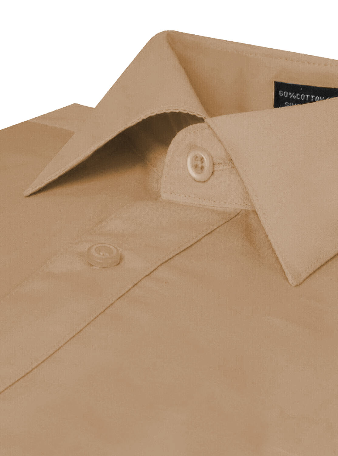 Omega-Italy-Men-039-s-Premium-Slim-Fit-Button-Up-Long-Sleeve-Solid-Color-Dress-Shirt thumbnail 95