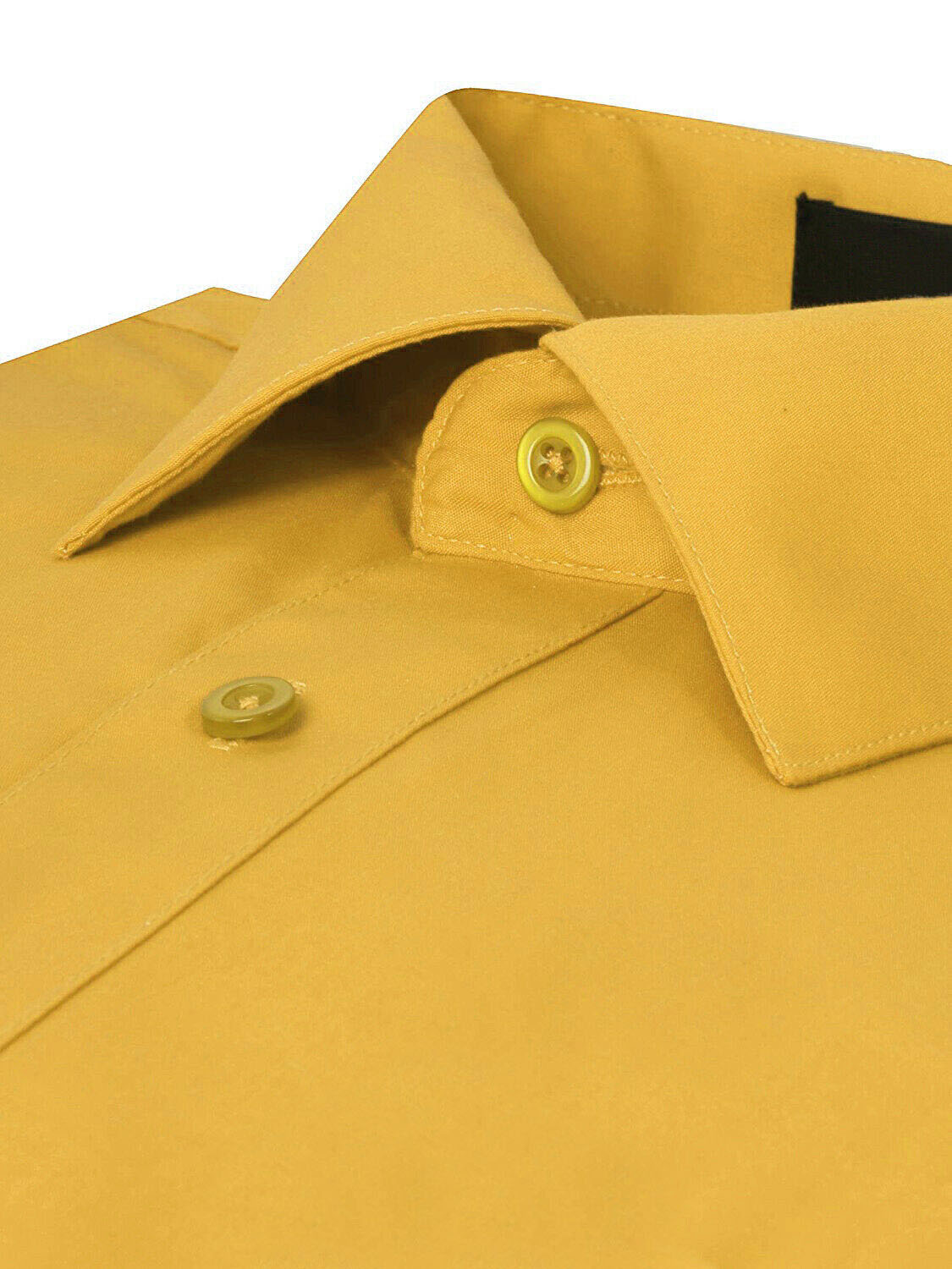 Omega-Italy-Men-039-s-Premium-Slim-Fit-Button-Up-Long-Sleeve-Solid-Color-Dress-Shirt thumbnail 30