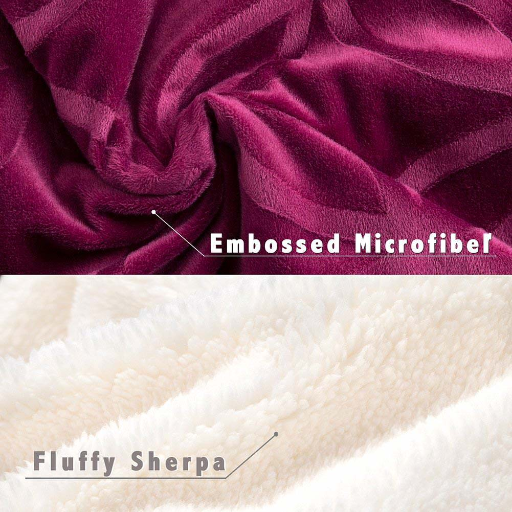 VVfamily-Soft-Fluffy-Microfiber-Fleece-Sherpa-Plush-Throw-Blanket-Twin-60x80