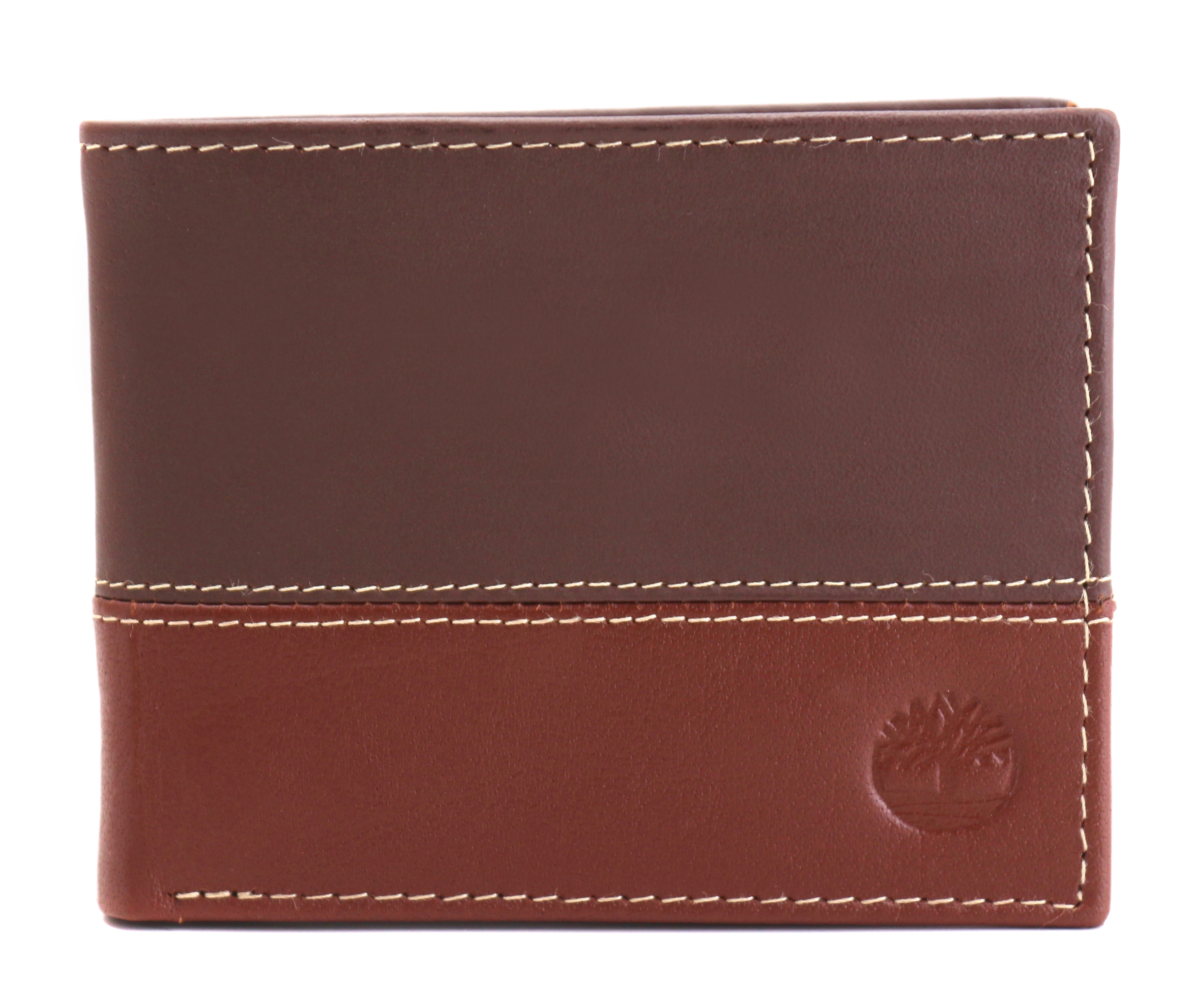 Timberland-Men-039-s-Genuine-Two-Tone-Leather-Credit-Card-Billfold-Commuter-Wallet thumbnail 20