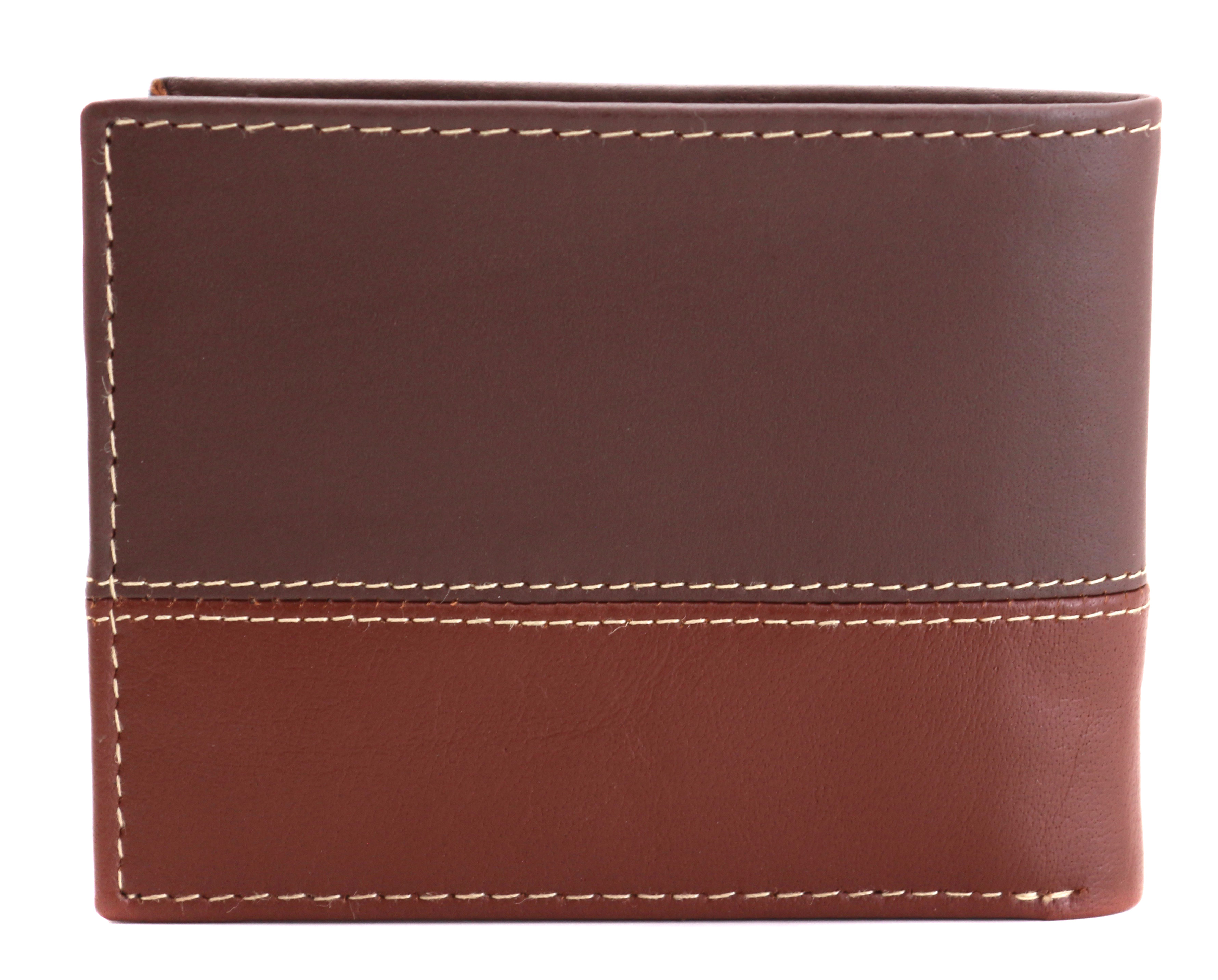Timberland-Men-039-s-Genuine-Two-Tone-Leather-Credit-Card-Billfold-Commuter-Wallet thumbnail 21