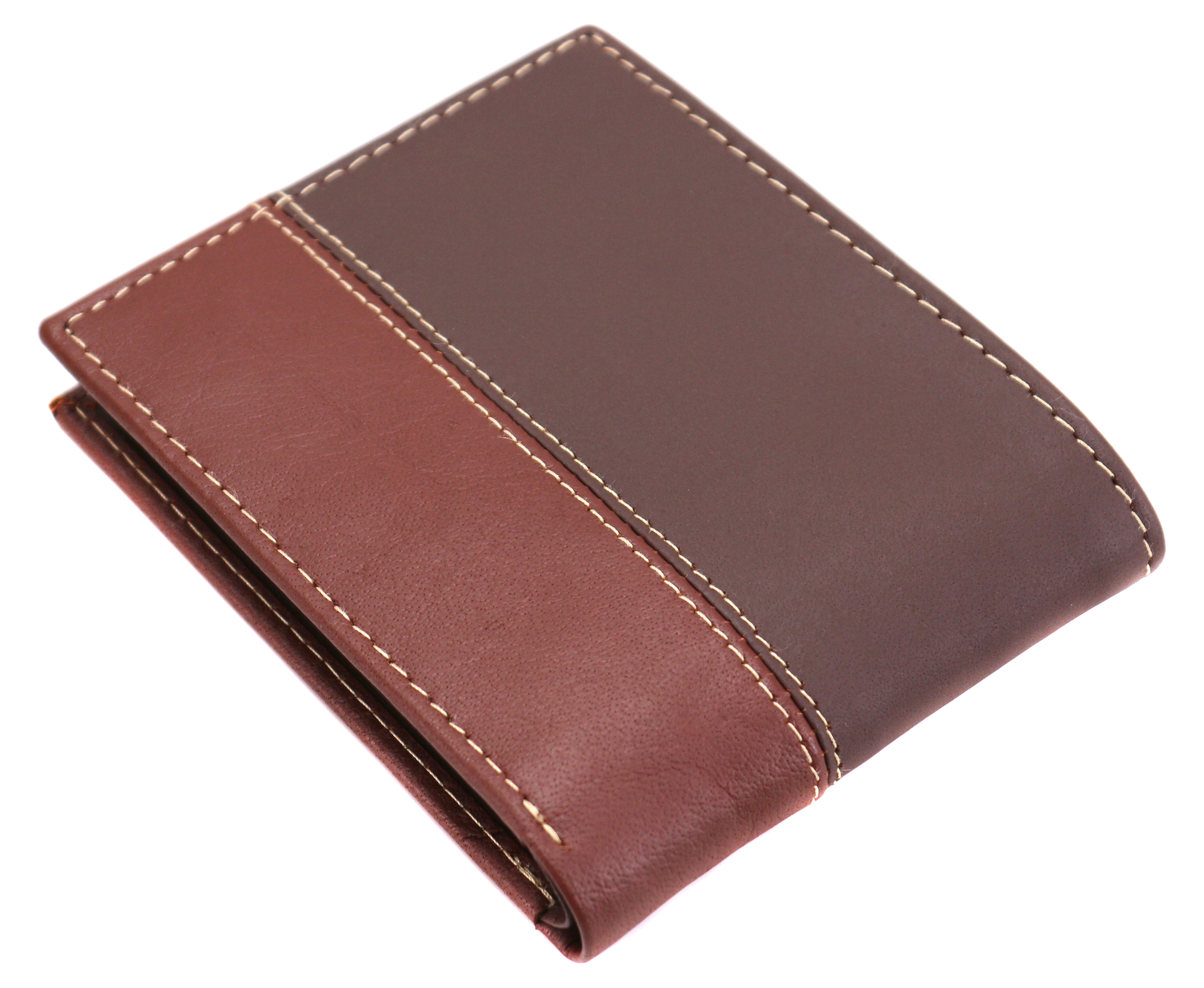 Timberland-Men-039-s-Genuine-Two-Tone-Leather-Credit-Card-Billfold-Commuter-Wallet thumbnail 19