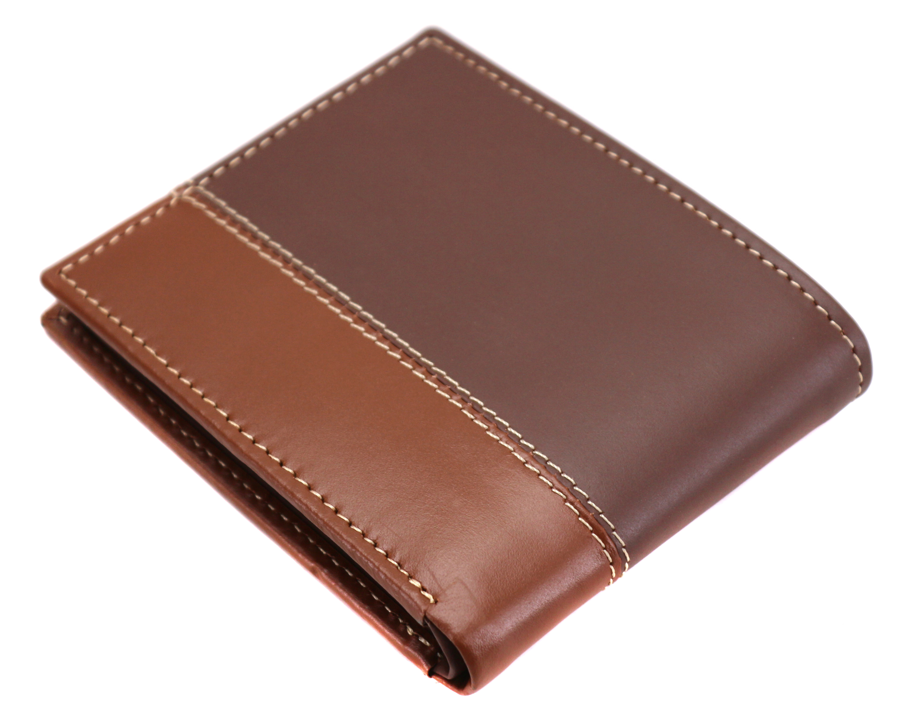 Timberland-Men-039-s-Genuine-Two-Tone-Leather-Credit-Card-Billfold-Commuter-Wallet thumbnail 37