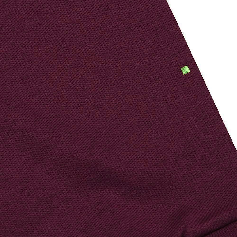 Hugo-Boss-Boss-Green-Men-039-s-Salbo-Slim-Fit-Crew-Neck-Sweater-Sweatshirt-50333928 thumbnail 7