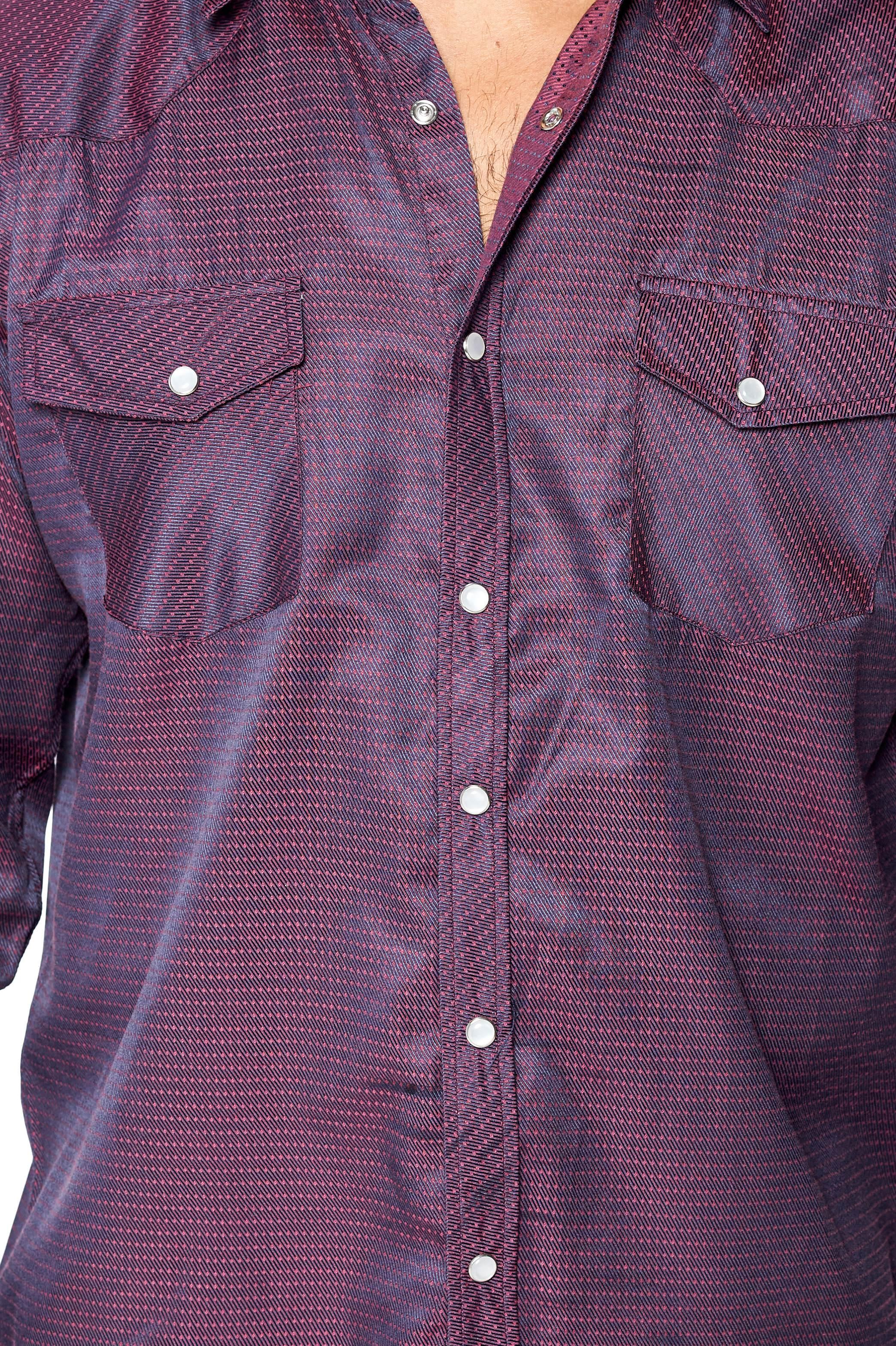 LW-Men-039-s-Pearl-Snap-Tribal-Stylish-Printed-Woven-Western-Vaquero-Rodeo-Shirt thumbnail 34