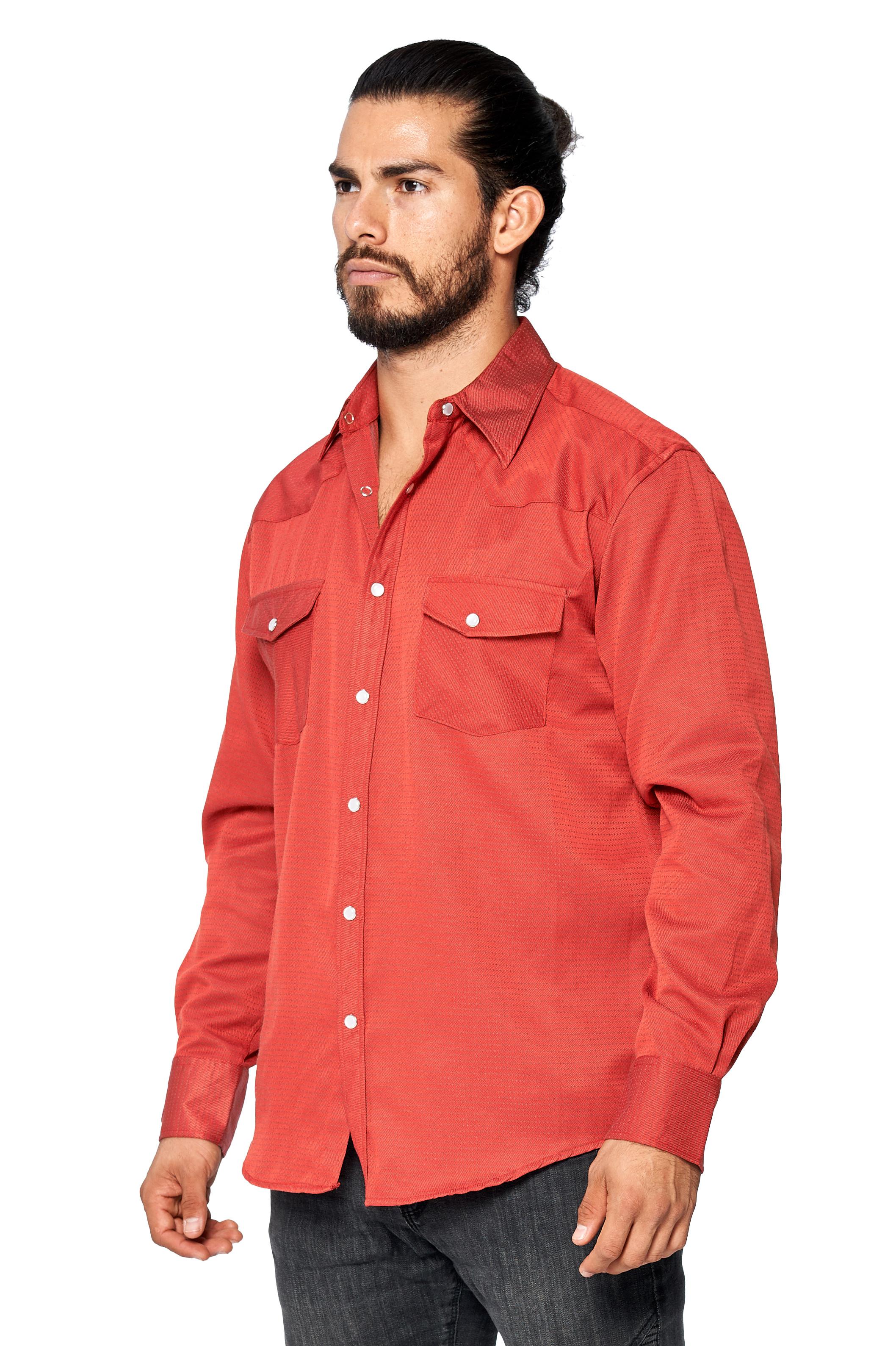 LW-Men-039-s-Pearl-Snap-Tribal-Stylish-Printed-Woven-Western-Vaquero-Rodeo-Shirt thumbnail 42