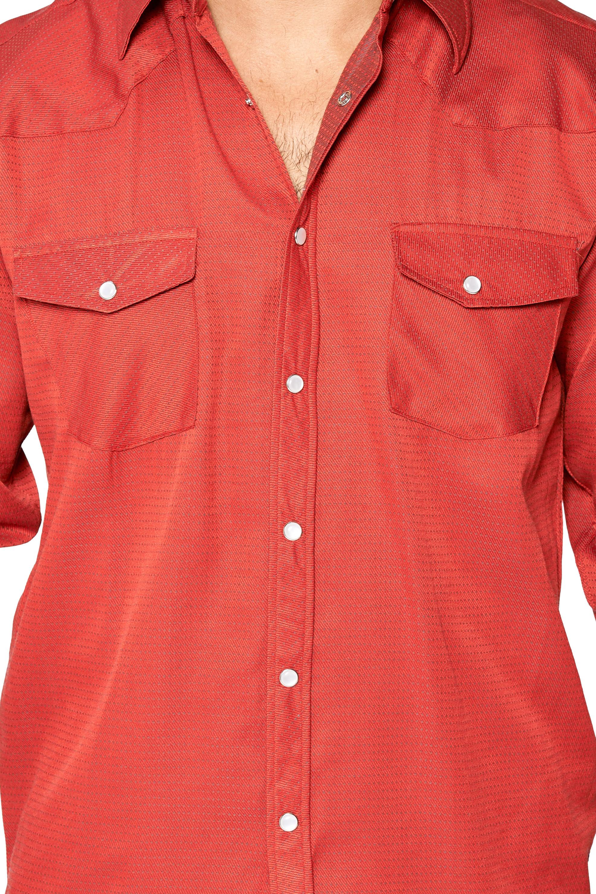LW-Men-039-s-Pearl-Snap-Tribal-Stylish-Printed-Woven-Western-Vaquero-Rodeo-Shirt thumbnail 39