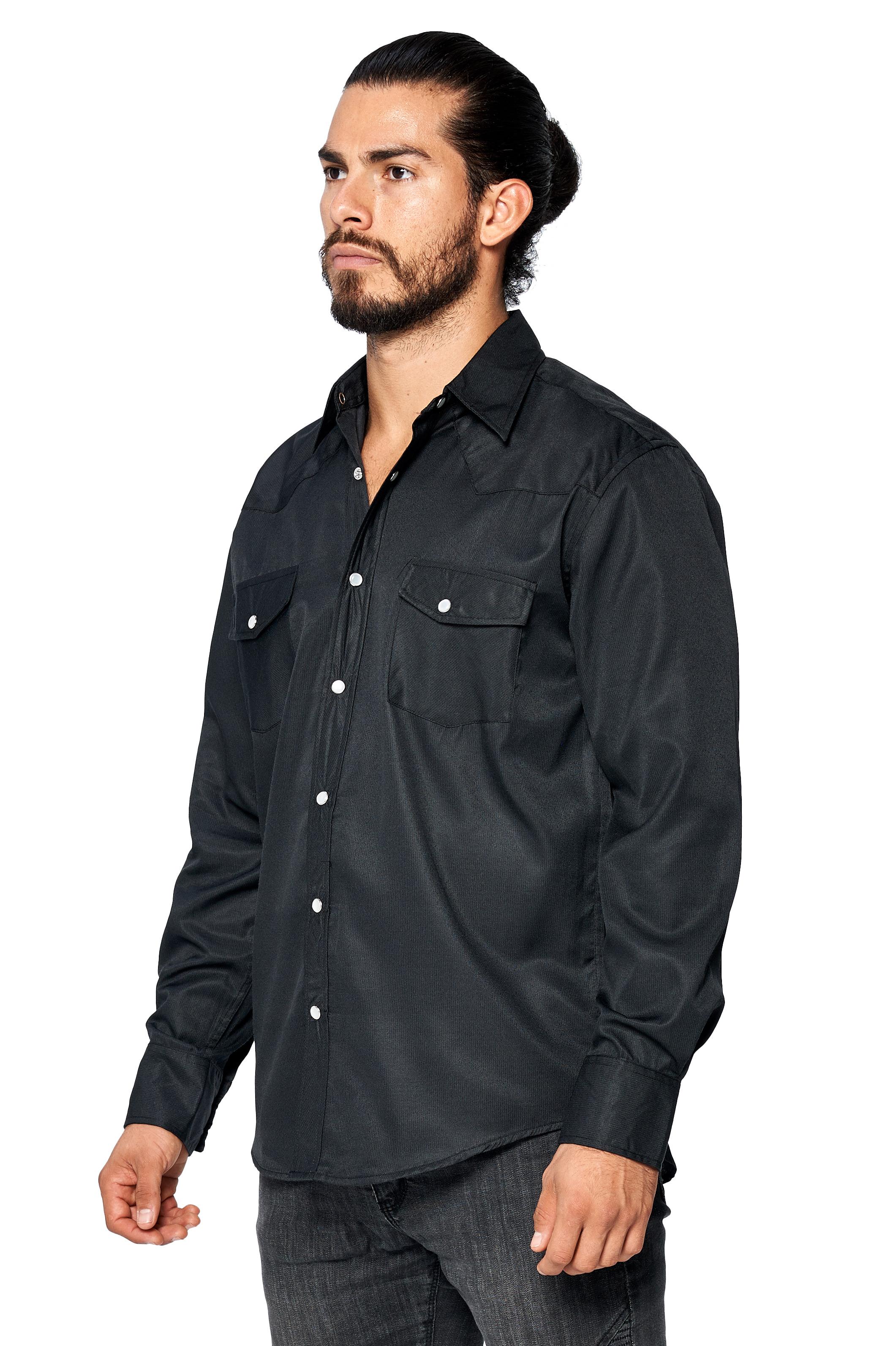 LW-Men-039-s-Pearl-Snap-Tribal-Stylish-Printed-Woven-Western-Vaquero-Rodeo-Shirt thumbnail 52