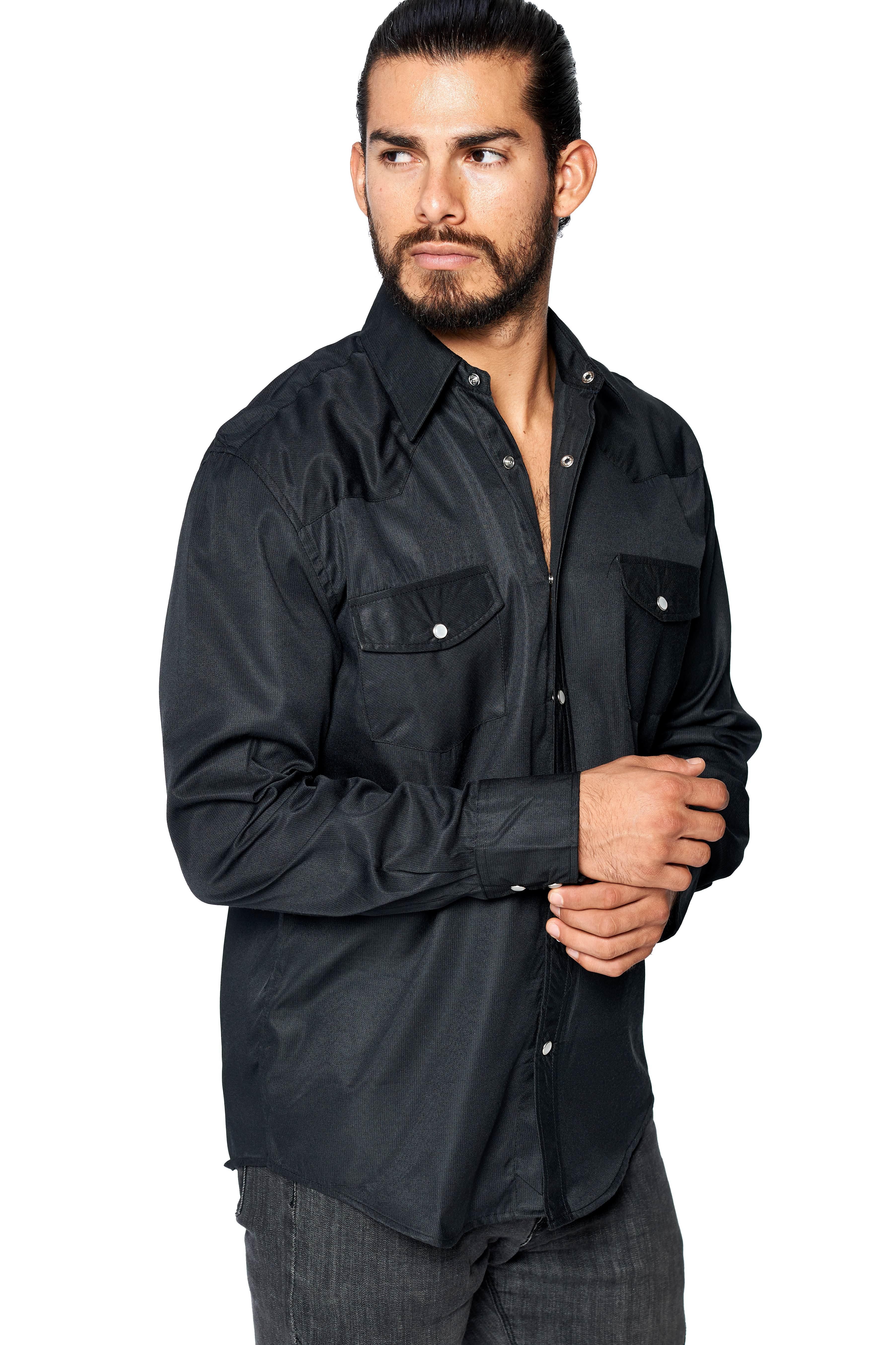 LW-Men-039-s-Pearl-Snap-Tribal-Stylish-Printed-Woven-Western-Vaquero-Rodeo-Shirt thumbnail 51