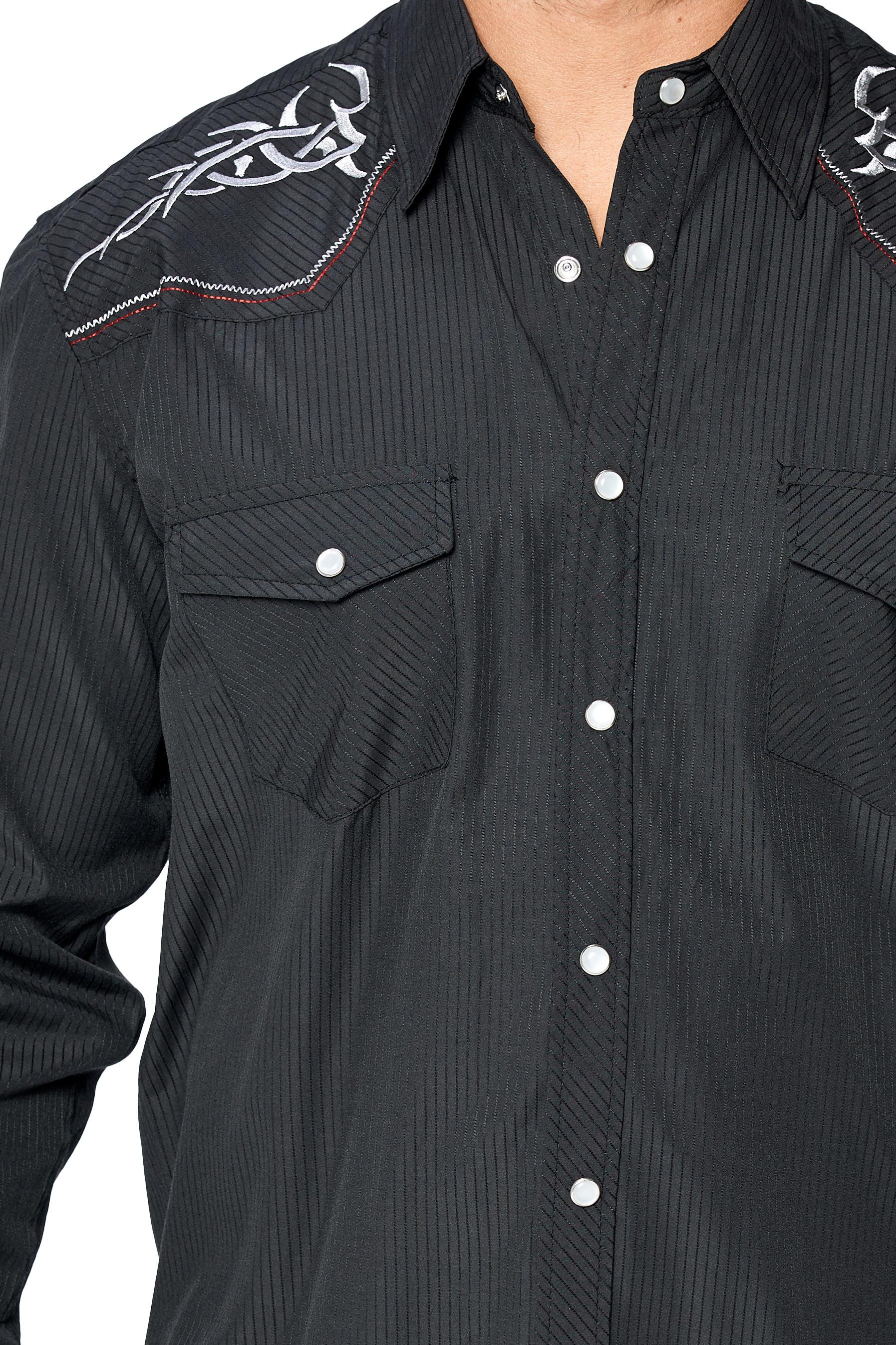 LW-Men-039-s-Pearl-Snap-Tribal-Stylish-Printed-Woven-Western-Vaquero-Rodeo-Shirt thumbnail 54