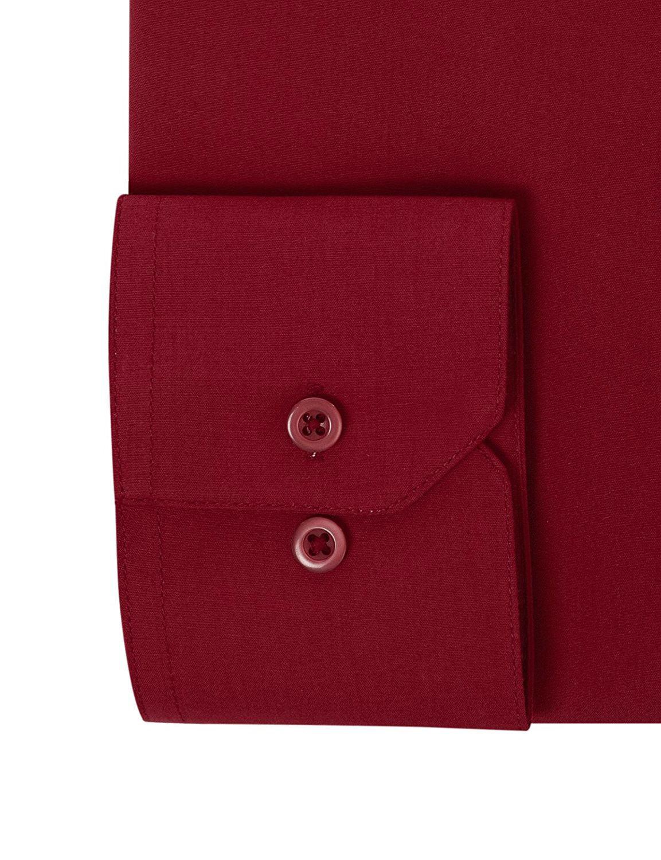 Berlioni-Italy-Men-039-s-Premium-Classic-French-Convertible-Cuff-Solid-Dress-Shirt thumbnail 58
