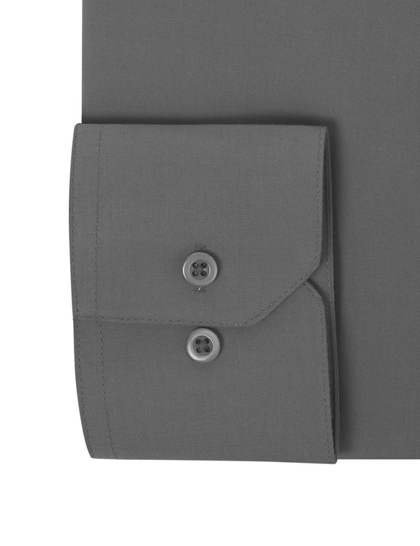 Berlioni-Italy-Men-039-s-Premium-Classic-French-Convertible-Cuff-Solid-Dress-Shirt thumbnail 26