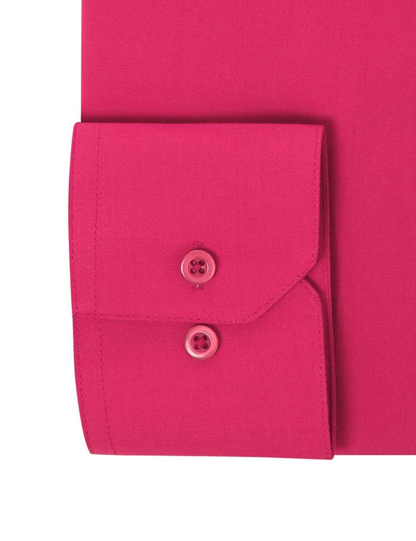 Berlioni-Italy-Men-039-s-Premium-Classic-French-Convertible-Cuff-Solid-Dress-Shirt thumbnail 30