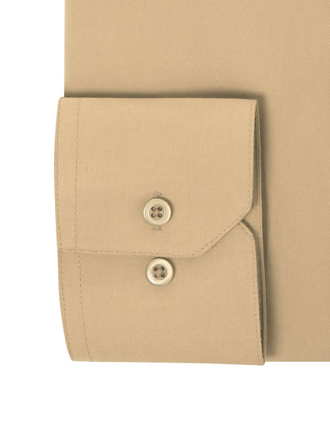 Berlioni-Italy-Men-039-s-Premium-Classic-French-Convertible-Cuff-Solid-Dress-Shirt thumbnail 34