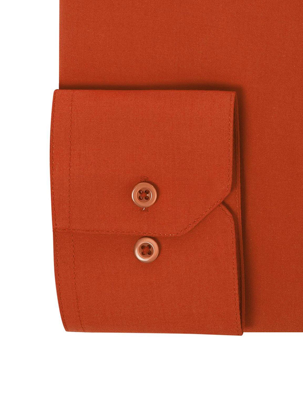 Berlioni-Italy-Men-039-s-Premium-Classic-French-Convertible-Cuff-Solid-Dress-Shirt thumbnail 6