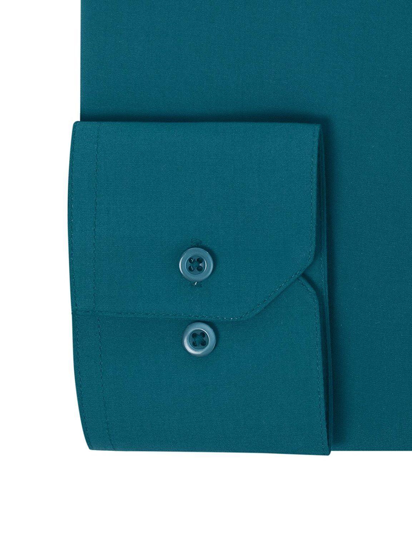 Berlioni-Italy-Men-039-s-Premium-Classic-French-Convertible-Cuff-Solid-Dress-Shirt thumbnail 22