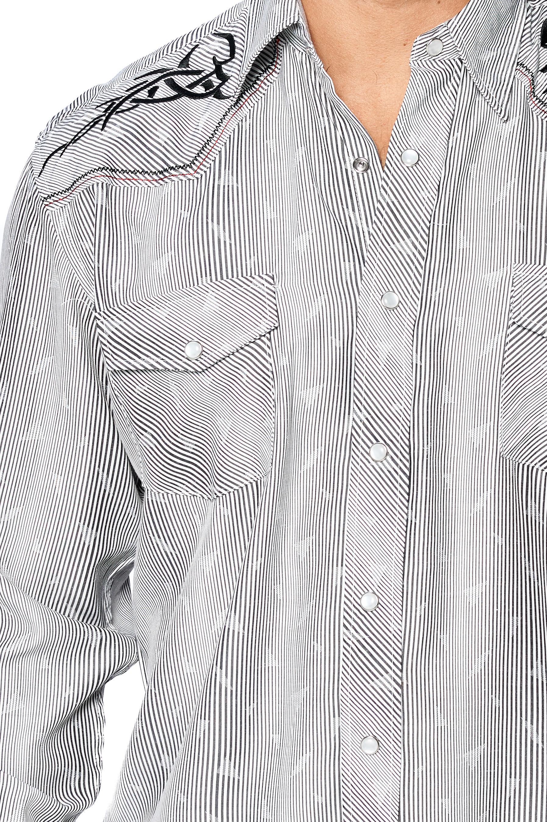 LW-Men-039-s-Pearl-Snap-Tribal-Stylish-Printed-Woven-Western-Vaquero-Rodeo-Shirt thumbnail 59