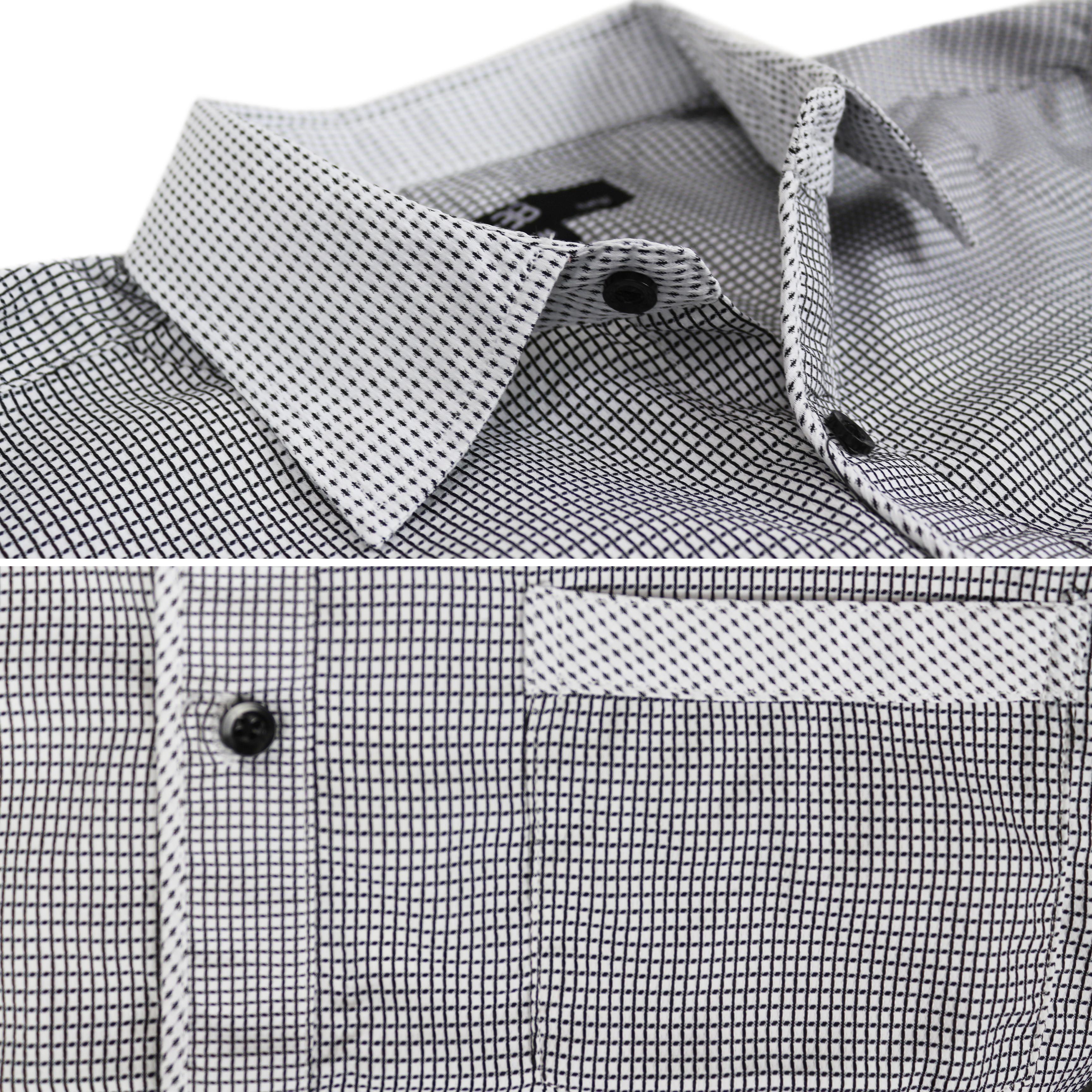 thumbnail 28 - LW-Men-039-s-Western-Button-Up-Long-Sleeve-Designer-Dress-Shirt