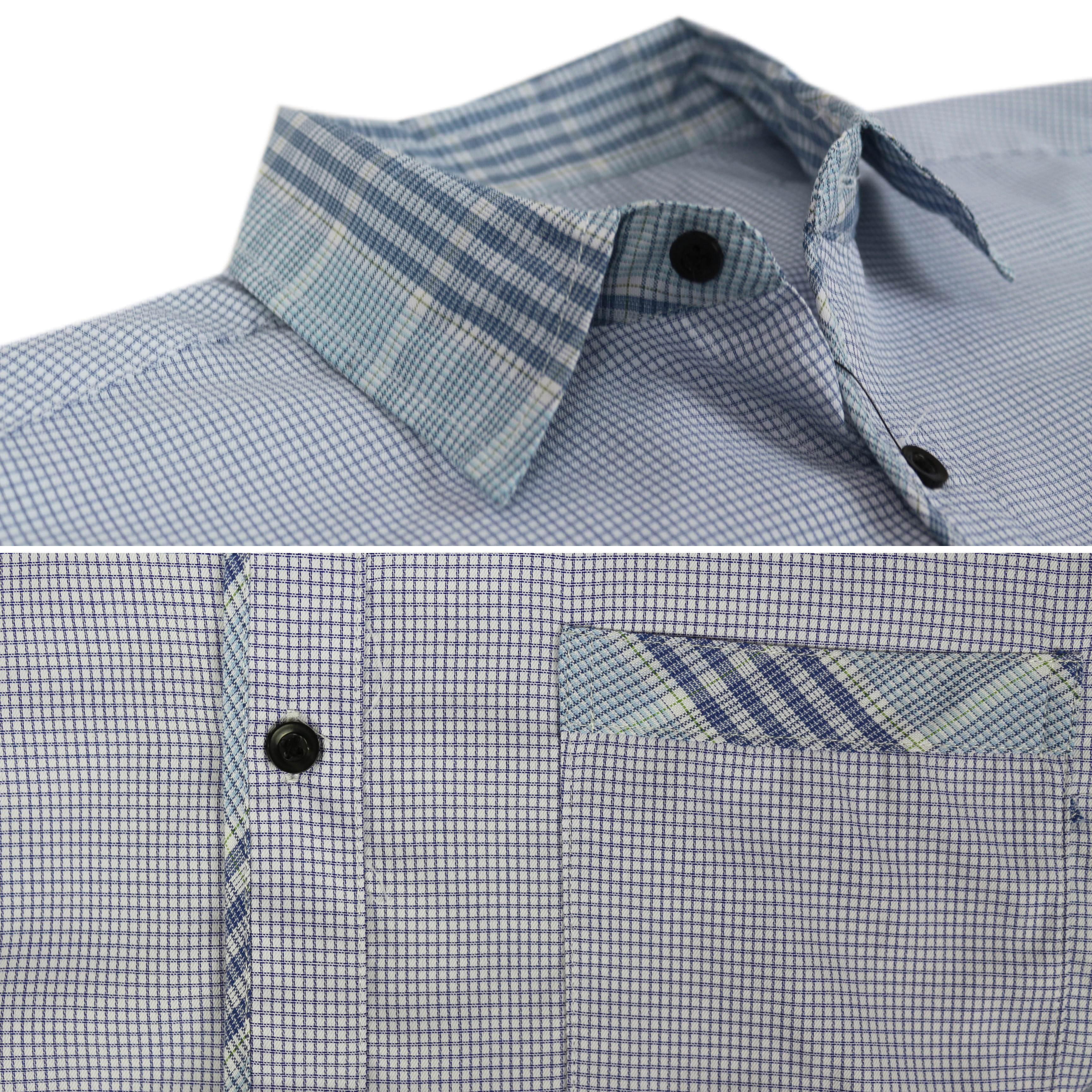 thumbnail 30 - LW-Men-039-s-Western-Button-Up-Long-Sleeve-Designer-Dress-Shirt