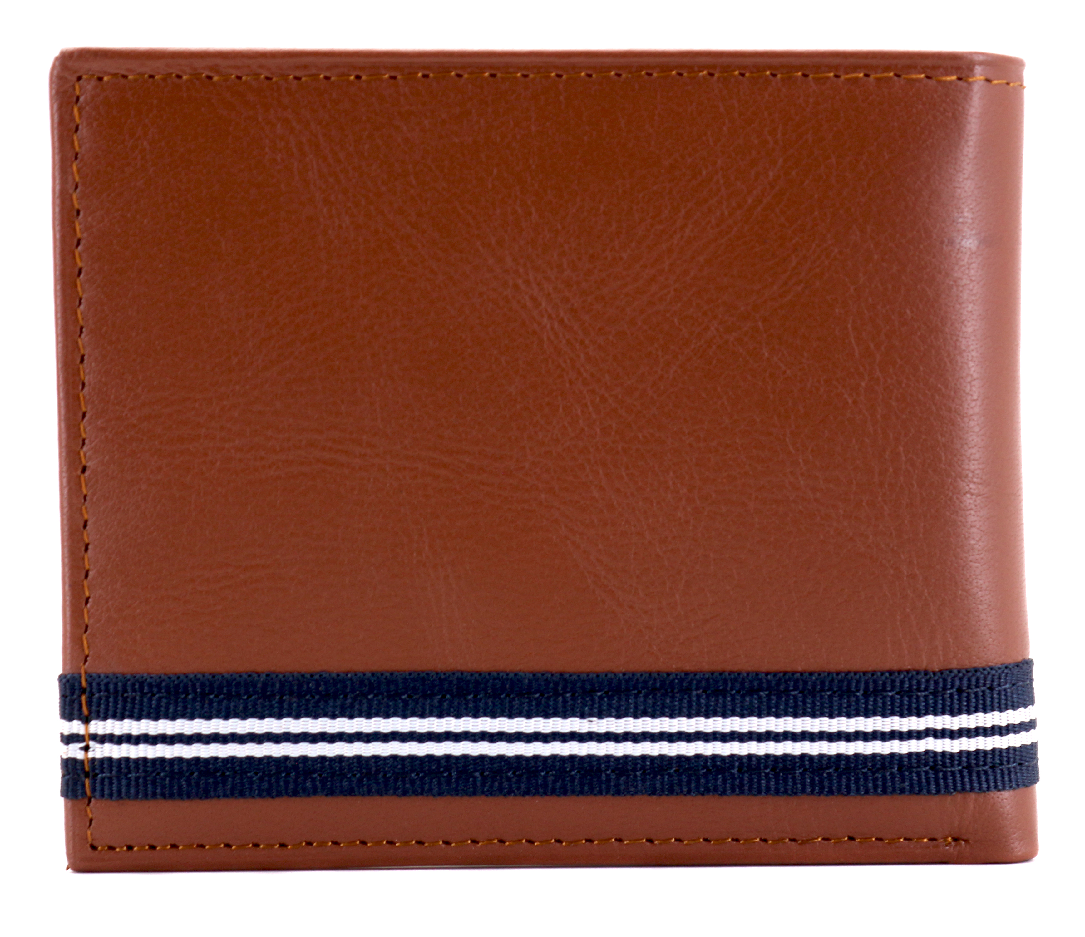 Nautica-Men-039-s-Genuine-Leather-Credit-Card-ID-Double-Billfold-Passcase-Wallet thumbnail 23