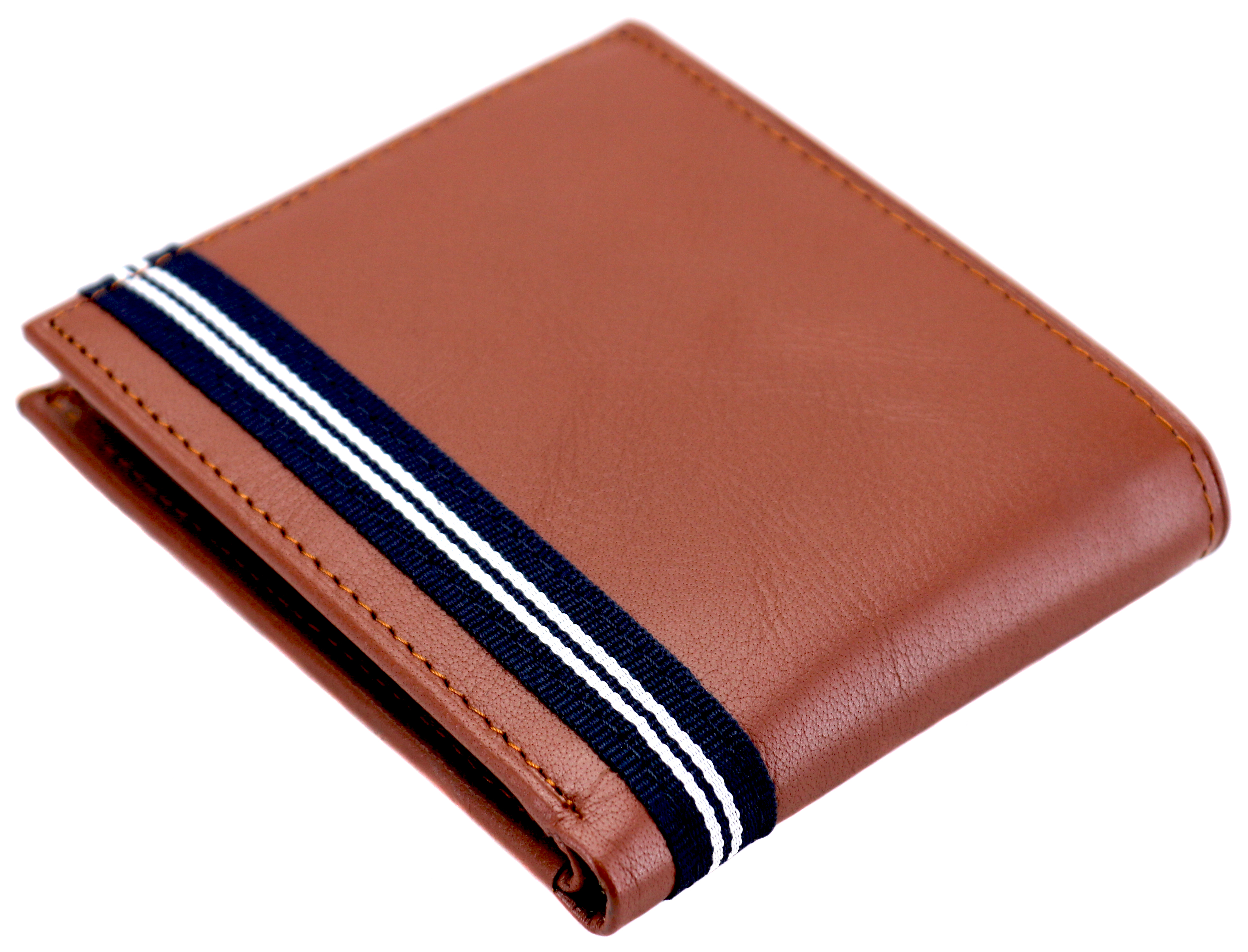 Nautica-Men-039-s-Genuine-Leather-Credit-Card-ID-Double-Billfold-Passcase-Wallet thumbnail 25