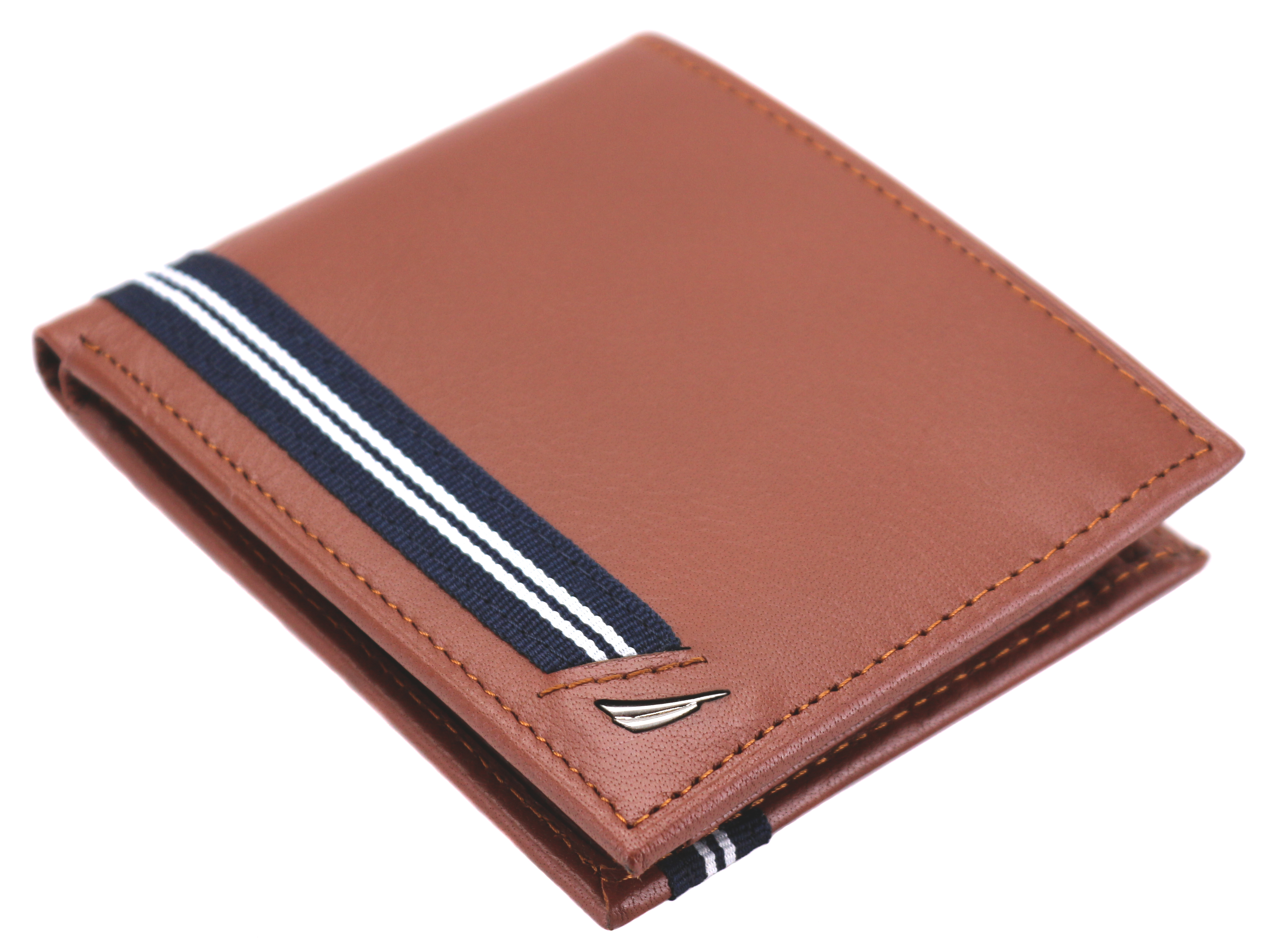 Nautica-Men-039-s-Genuine-Leather-Credit-Card-ID-Double-Billfold-Passcase-Wallet thumbnail 24