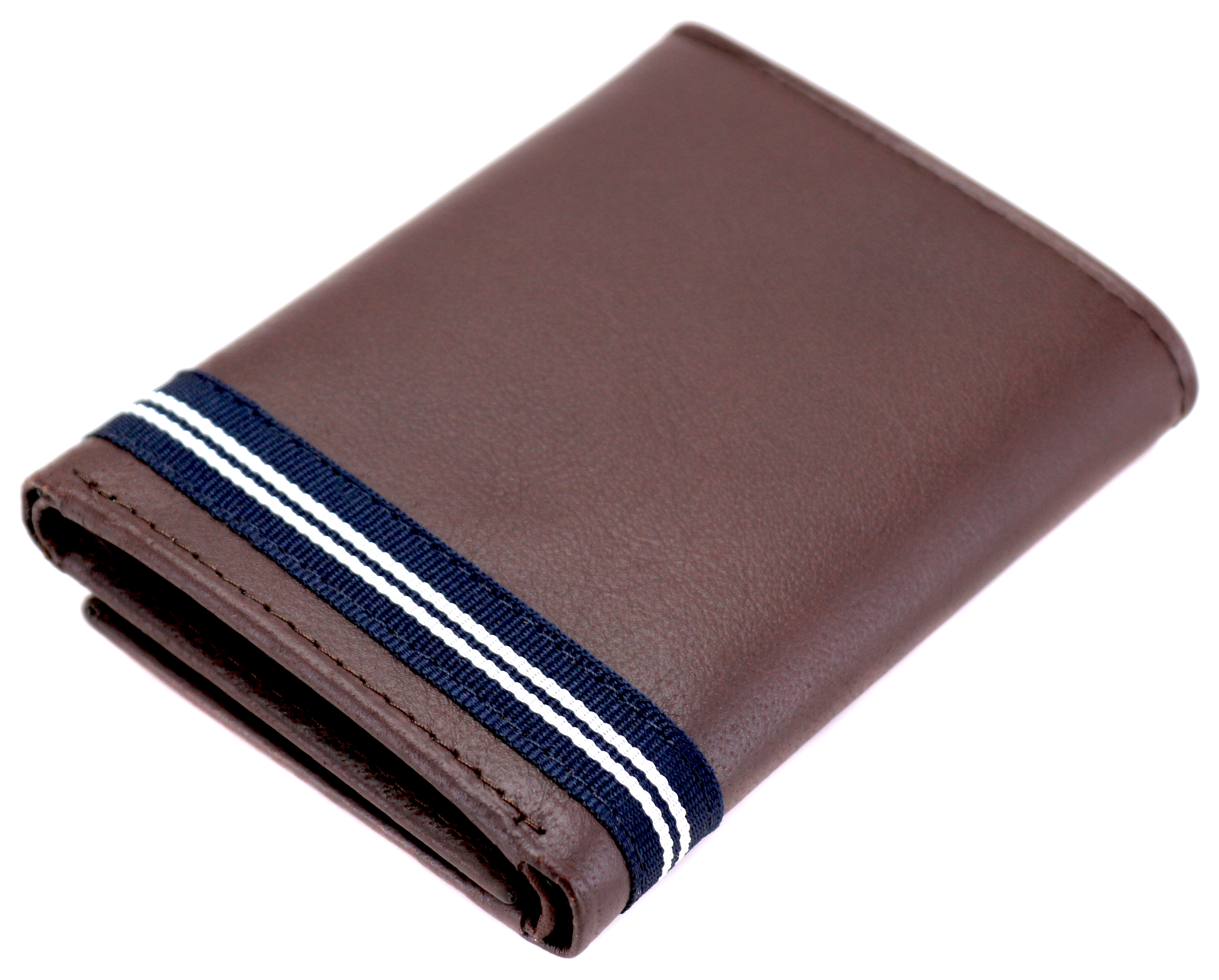 Nautica-Men-039-s-Genuine-Leather-Credit-Card-Id-Holder-Trifold-Wallet thumbnail 13