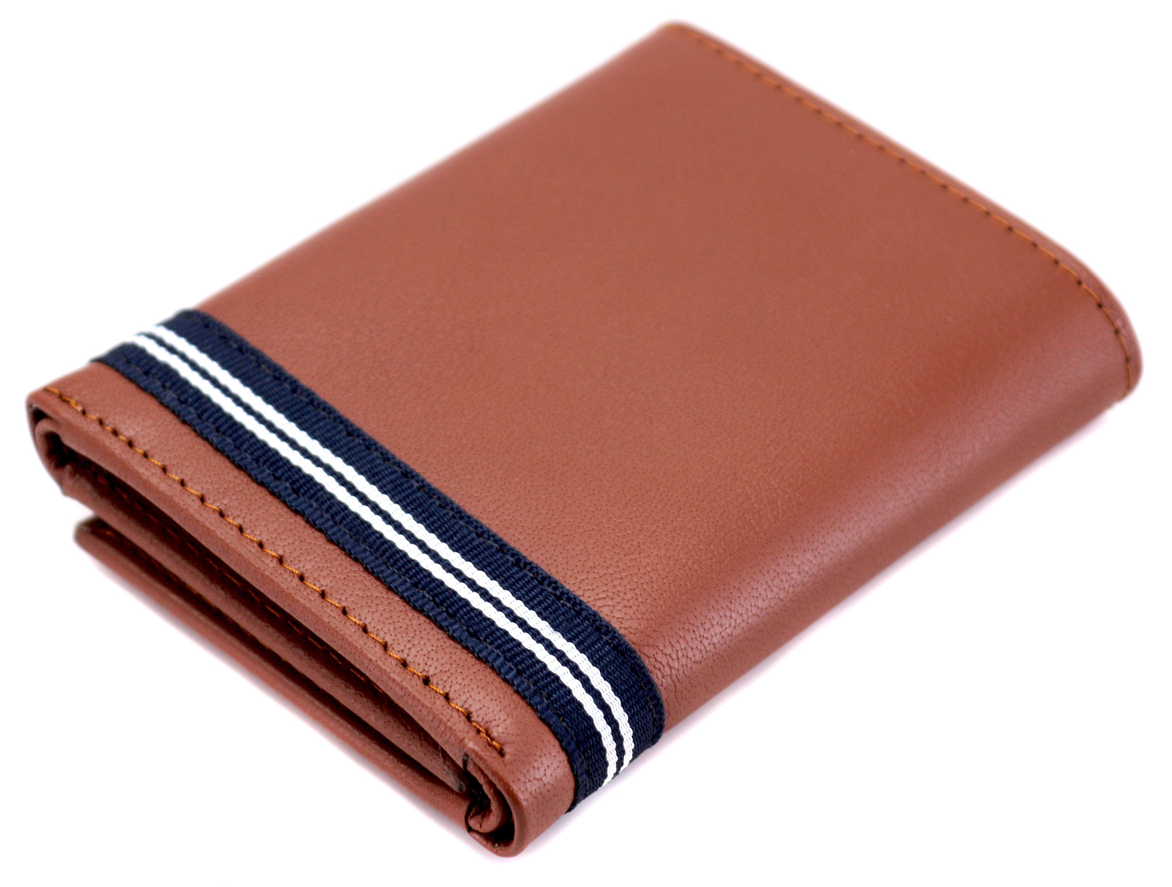 Nautica-Men-039-s-Genuine-Leather-Credit-Card-Id-Holder-Trifold-Wallet thumbnail 22