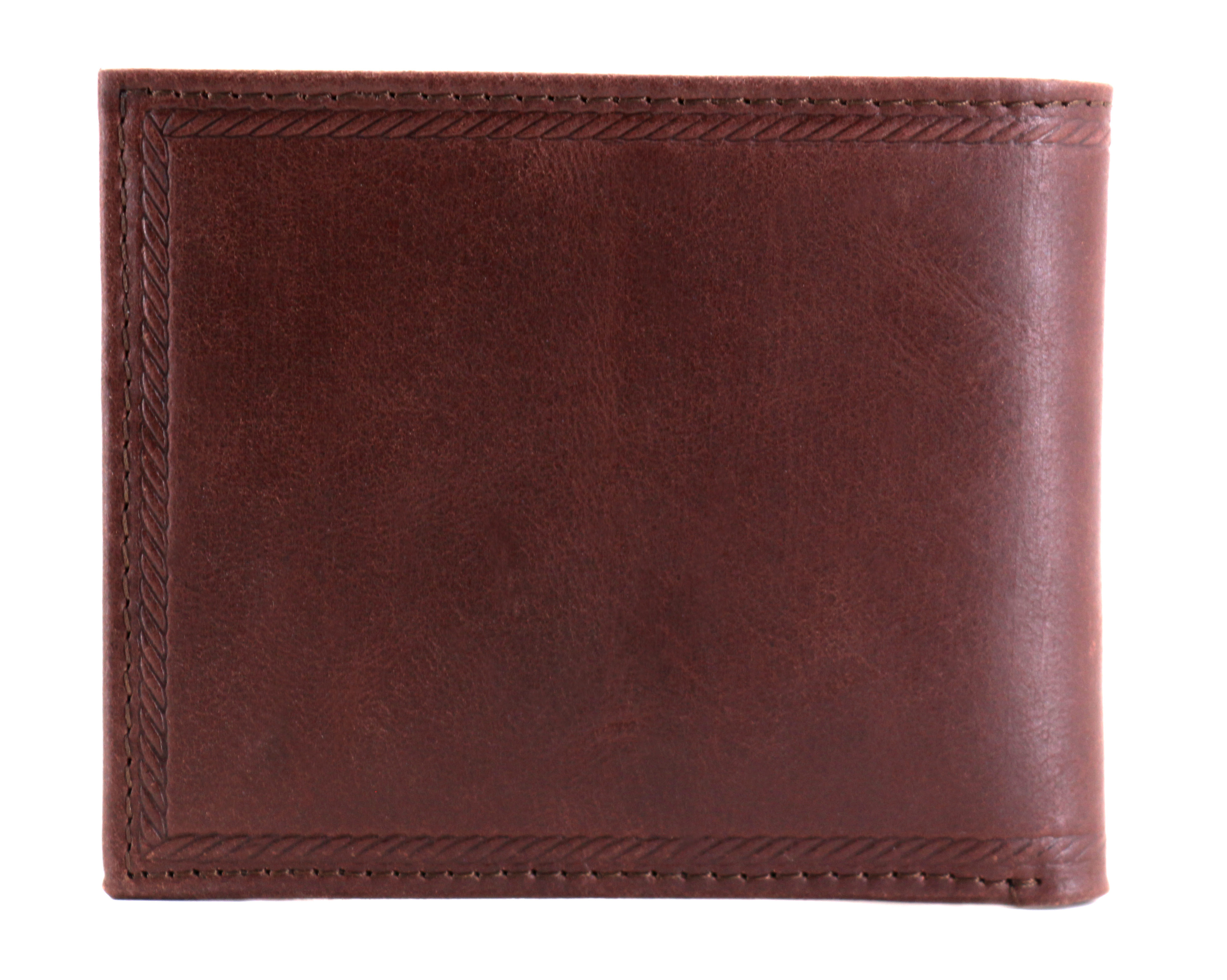 Nautica-Men-039-s-Genuine-Vintage-Leather-Credit-Card-ID-Billfold-Passcase-Wallet thumbnail 11