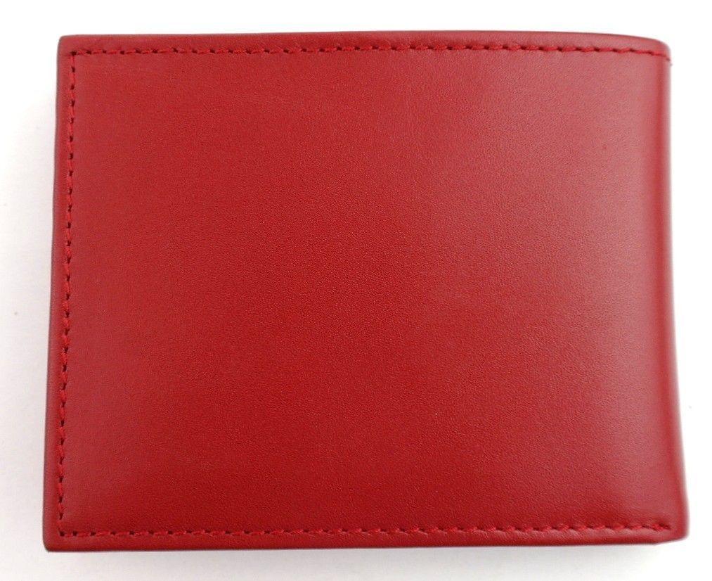 Tommy-Hilfiger-Men-039-s-Premium-Leather-Credit-Card-ID-Wallet-Passcase-31TL22X046 thumbnail 51