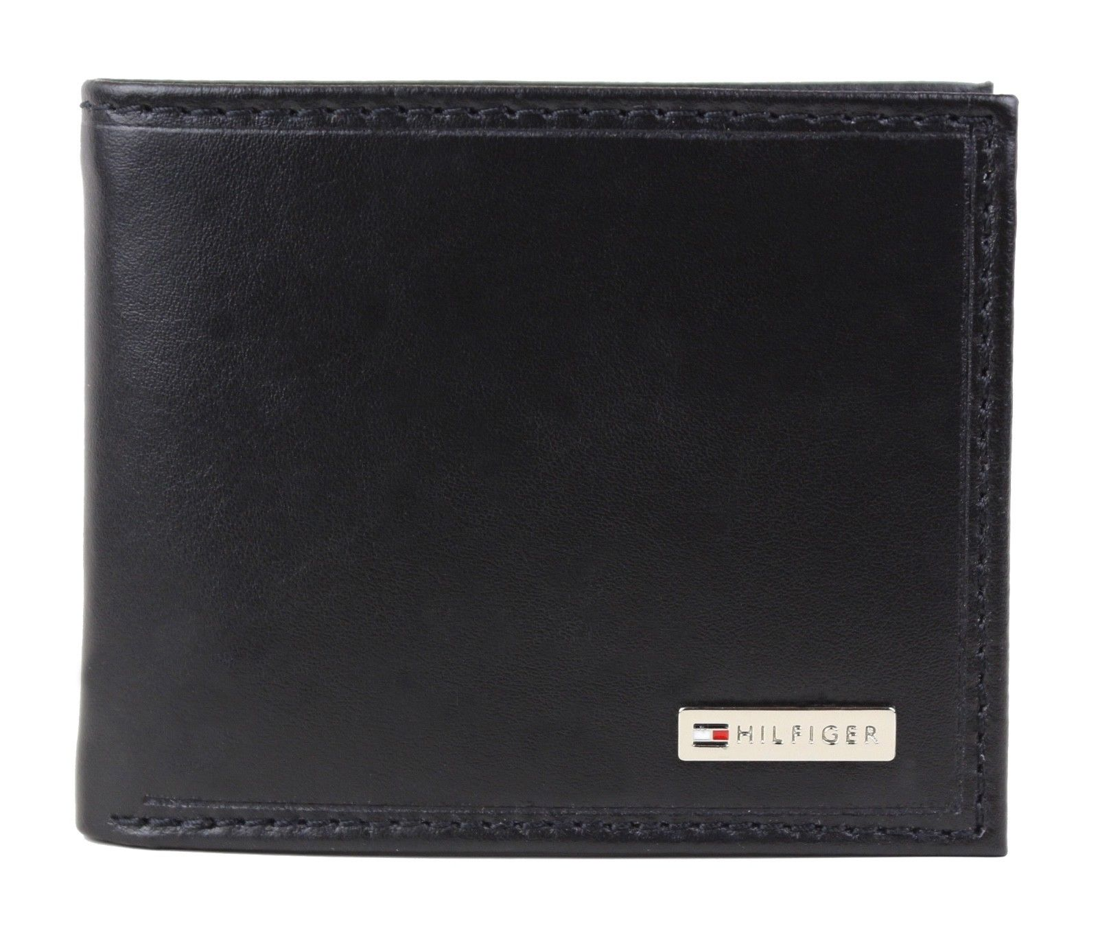 Tommy-Hilfiger-Men-039-s-Leather-Credit-Card-Id-Billfold-Coin-Rfid-Wallet-31Tl130049 thumbnail 6