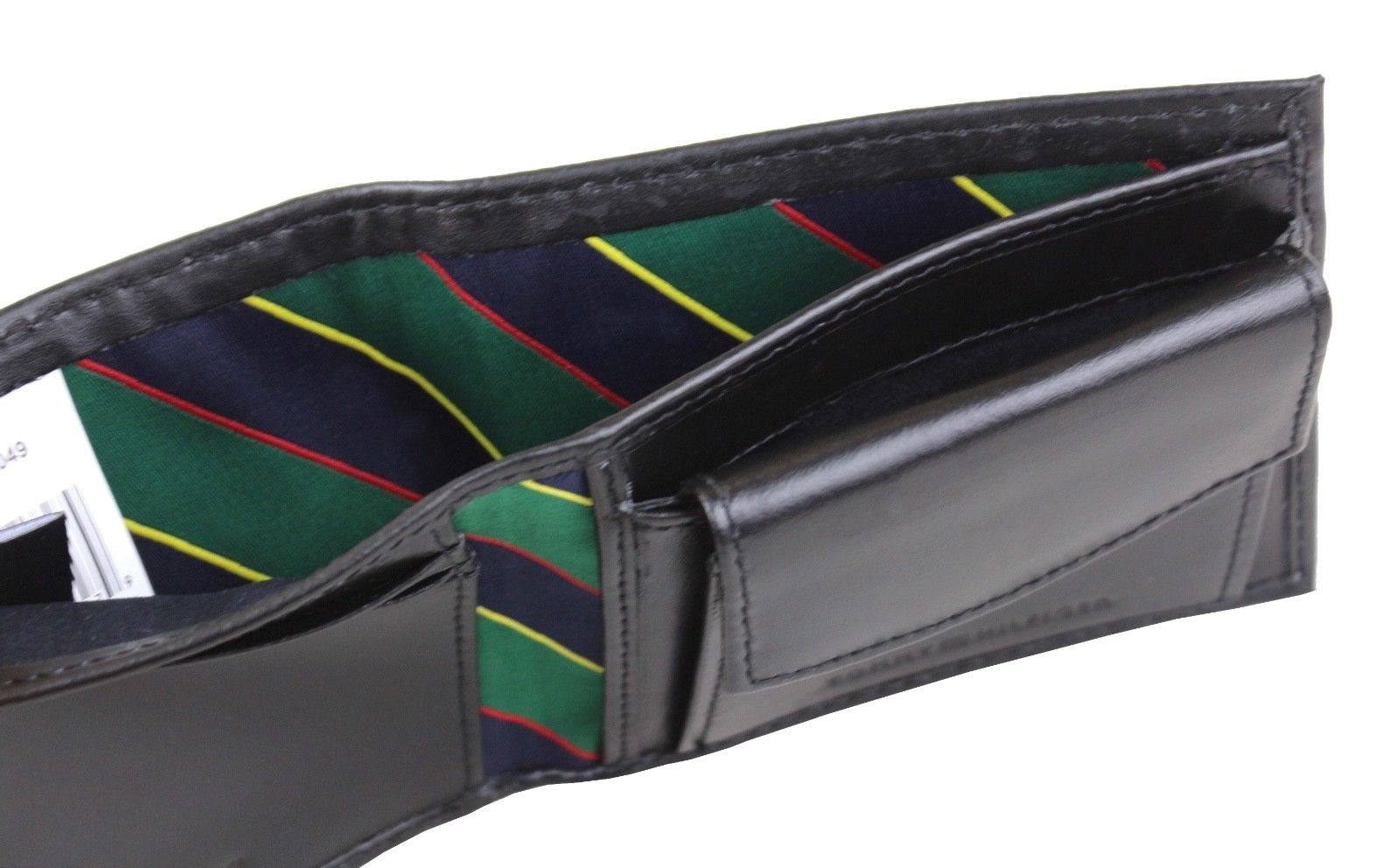 Tommy-Hilfiger-Men-039-s-Leather-Credit-Card-Id-Billfold-Coin-Rfid-Wallet-31Tl130049 thumbnail 9