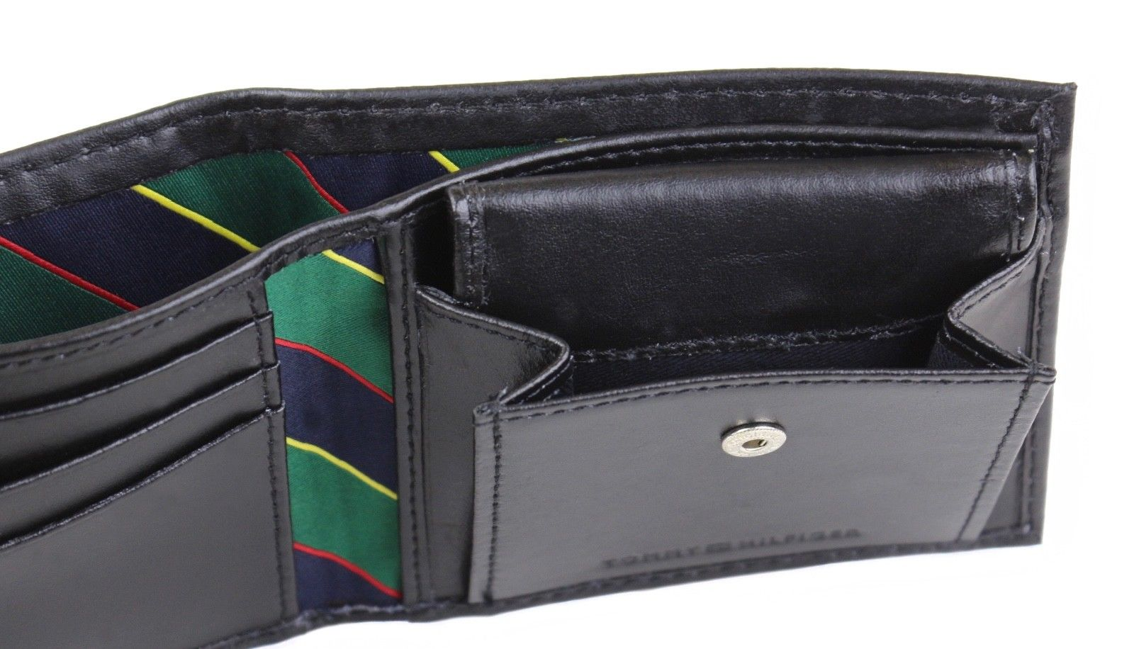 Tommy-Hilfiger-Men-039-s-Leather-Credit-Card-Id-Billfold-Coin-Rfid-Wallet-31Tl130049 thumbnail 10