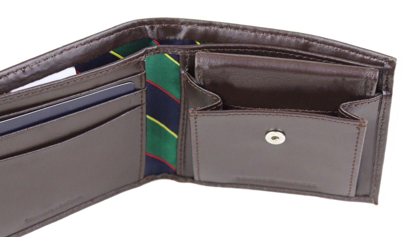 Tommy-Hilfiger-Men-039-s-Leather-Credit-Card-Id-Billfold-Coin-Rfid-Wallet-31Tl130049 thumbnail 19