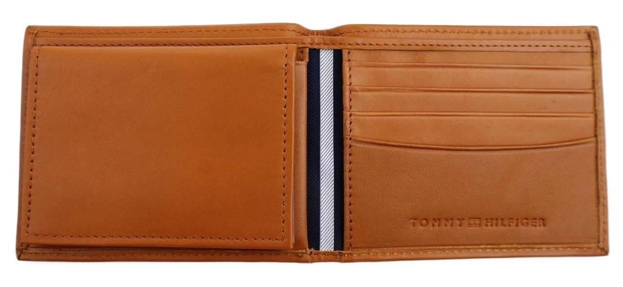 Tommy-Hilfiger-Men-039-s-Premium-Leather-Credit-Card-ID-Wallet-Passcase-31TL22X046 thumbnail 39