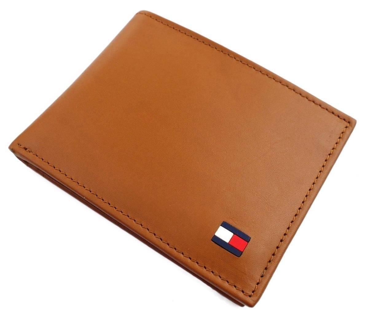 Tommy-Hilfiger-Men-039-s-Premium-Leather-Credit-Card-ID-Wallet-Passcase-31TL22X046 thumbnail 37