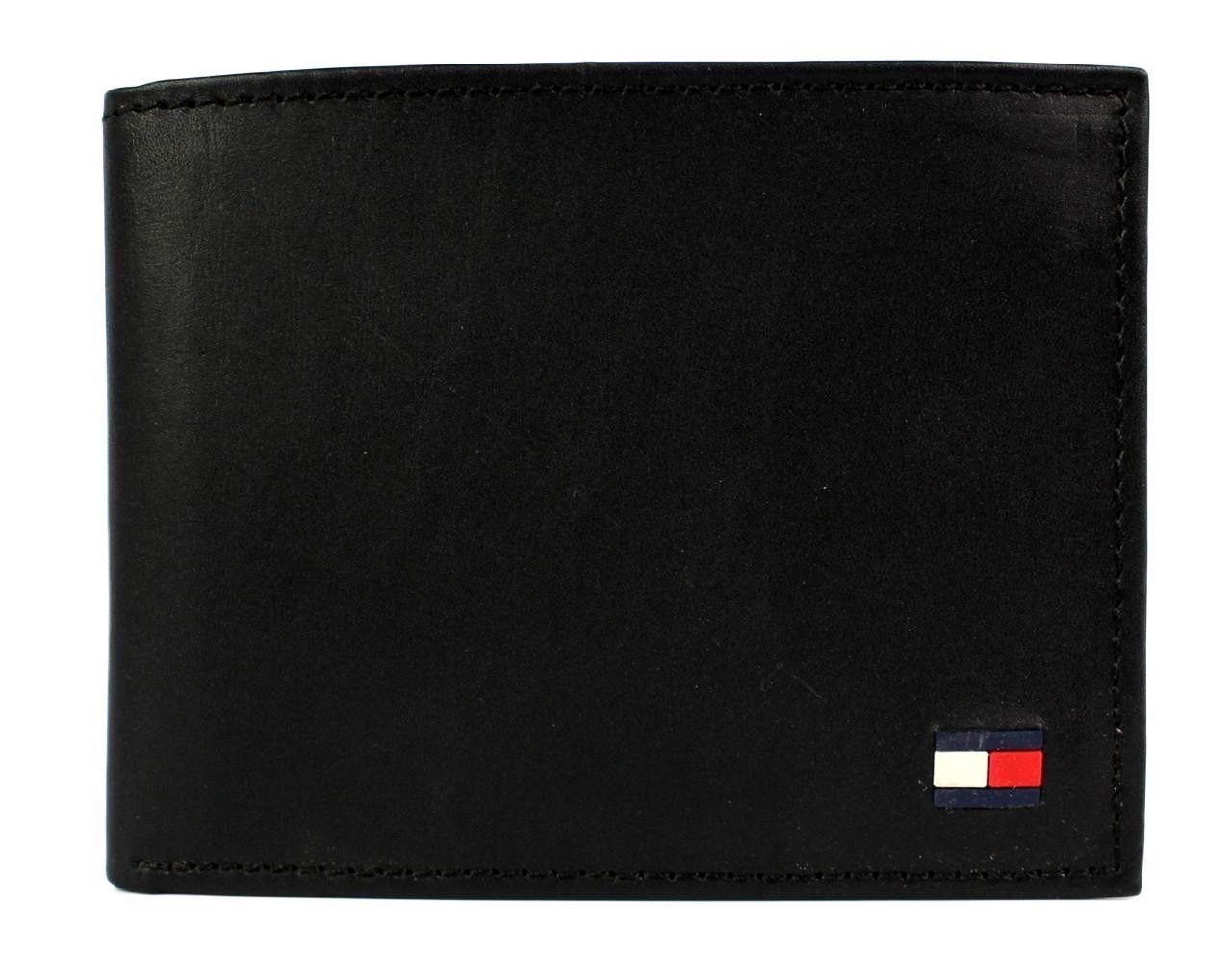 Tommy-Hilfiger-Men-039-s-Premium-Leather-Credit-Card-ID-Wallet-Passcase-31TL22X046 thumbnail 8