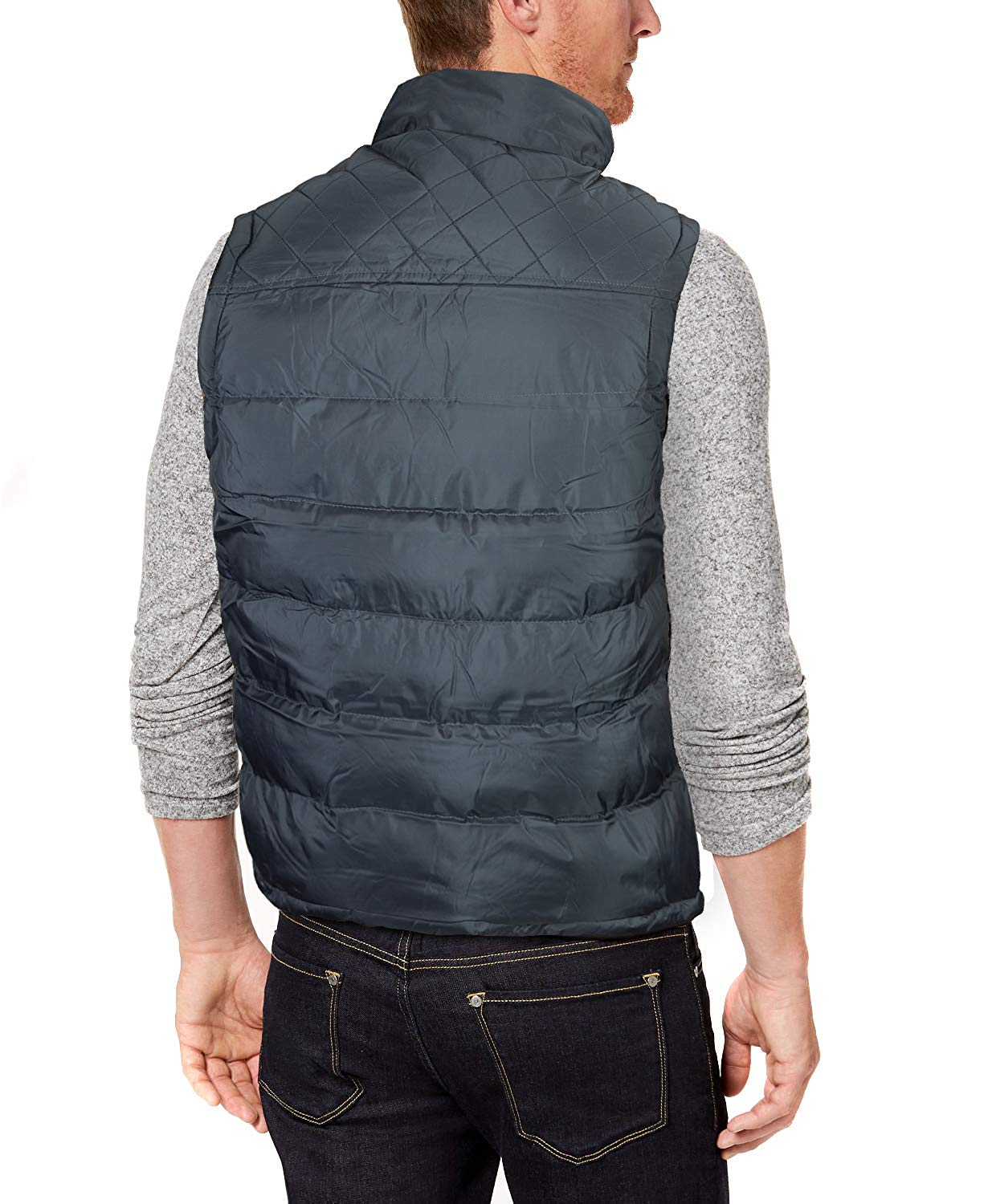 Bandoleros-Western-Men-039-s-Zip-Up-Athletic-Sport-Insulated-Puffer-Vest-VB thumbnail 6