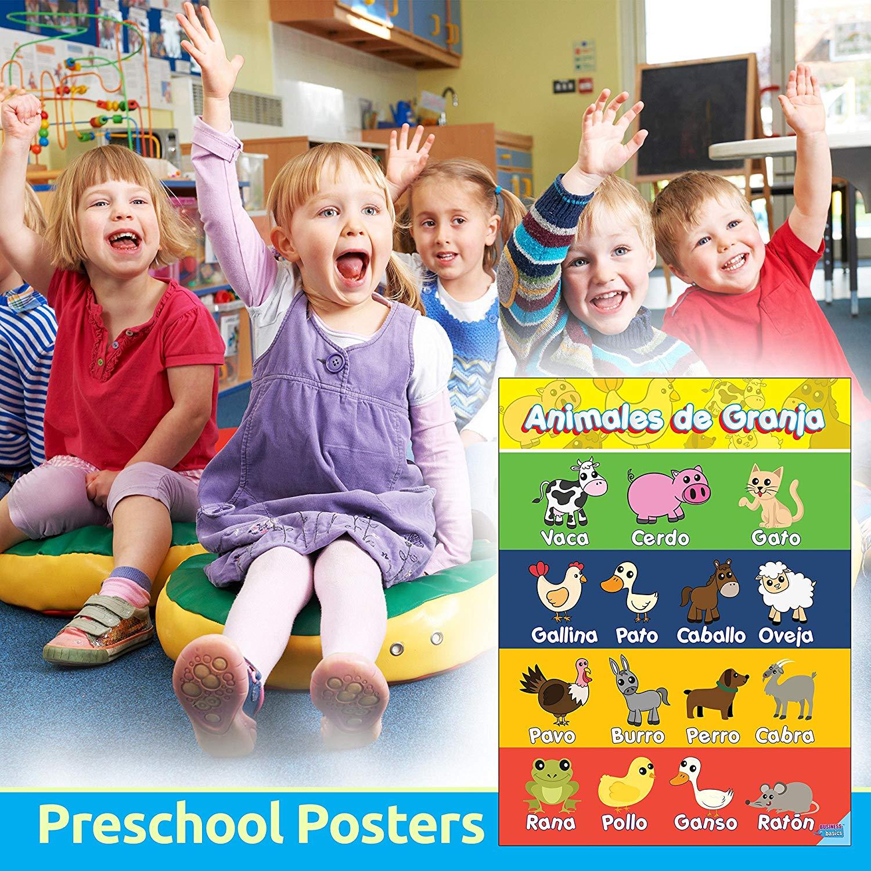 Educational-Preschool-Posters-for-Toddlers-and-Kids-for-Preschool-amp-Kindergarten thumbnail 9
