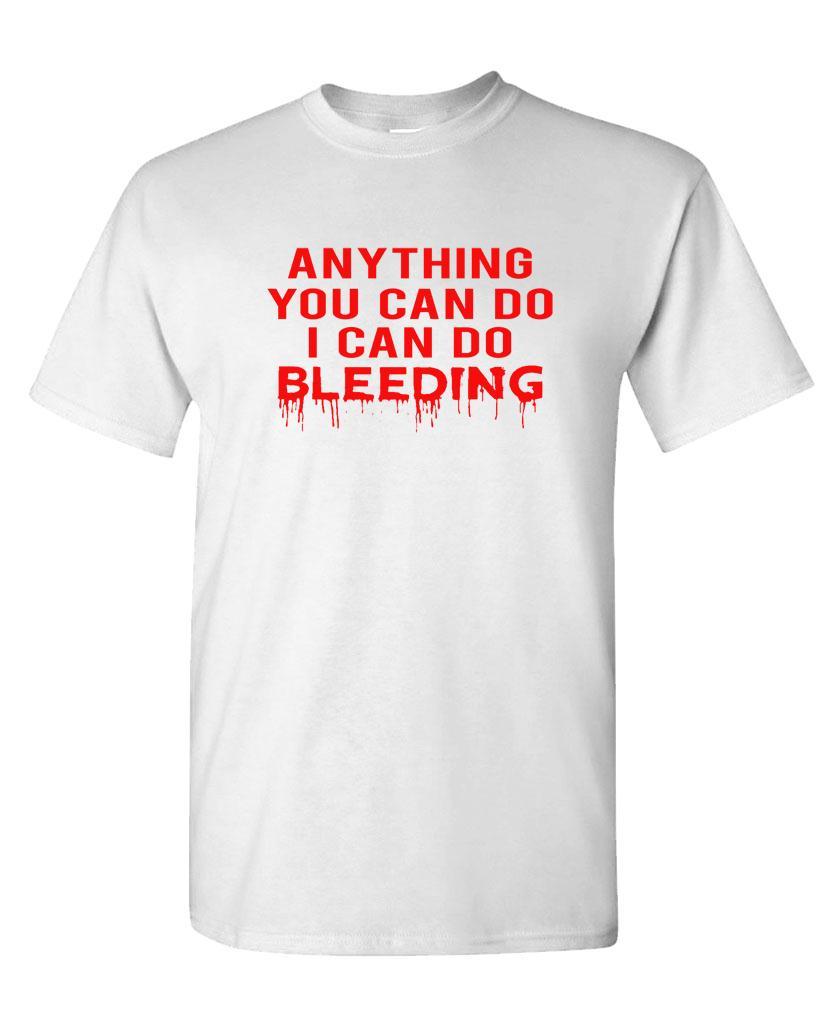 Fleece Sweatshirt Guacamole Anything You CAN do I CAN do Bleeding