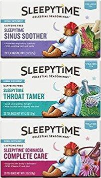 Celestial Seasonings - Sleepytime Wellness Tea Variety Pack