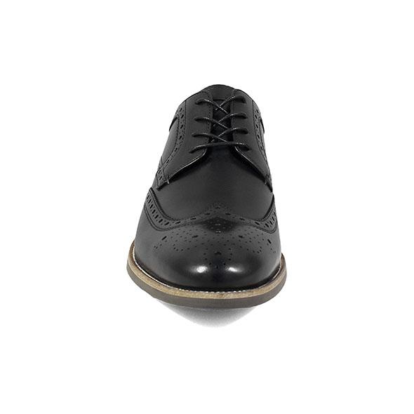 Mens Florsheim Uptown Wingtip Oxfords 15170 221 Cognac Leather