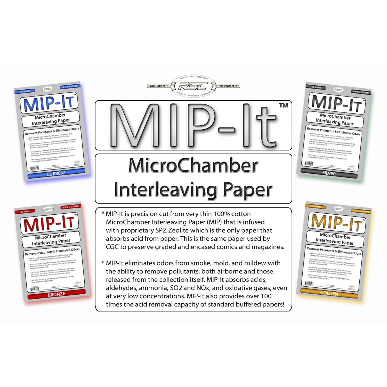 "MicroChamber Paper Standard Size 25 Sheets 6-1//2/"" x 10-1//8/"""